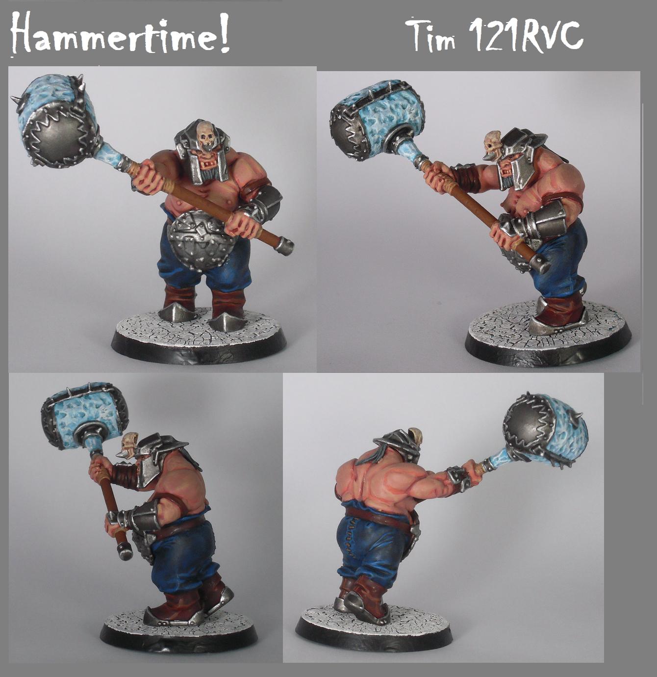 Dang!, Dang%21, Hammer, Ogres, Warhammer Fantasy
