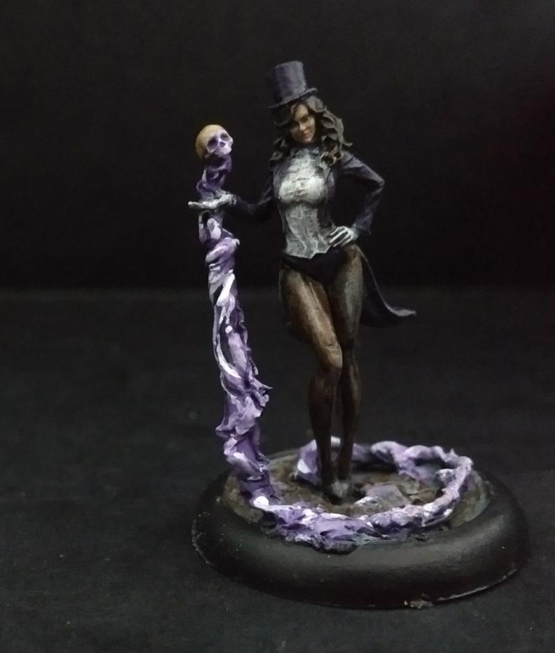 Female, Magician, Superhero, Zatanna, Zatara
