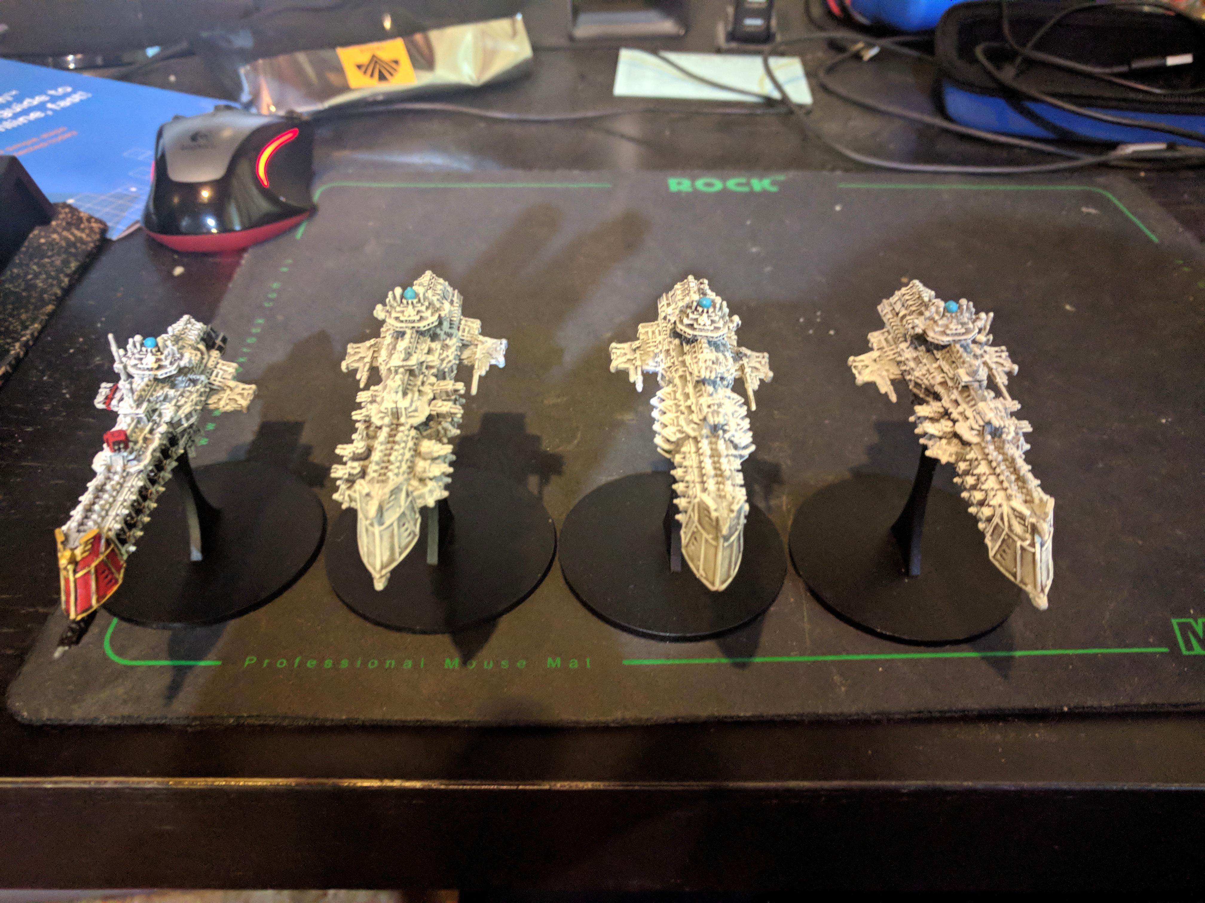 Battlefleet Gothic, Cruiser, Imperial Navy