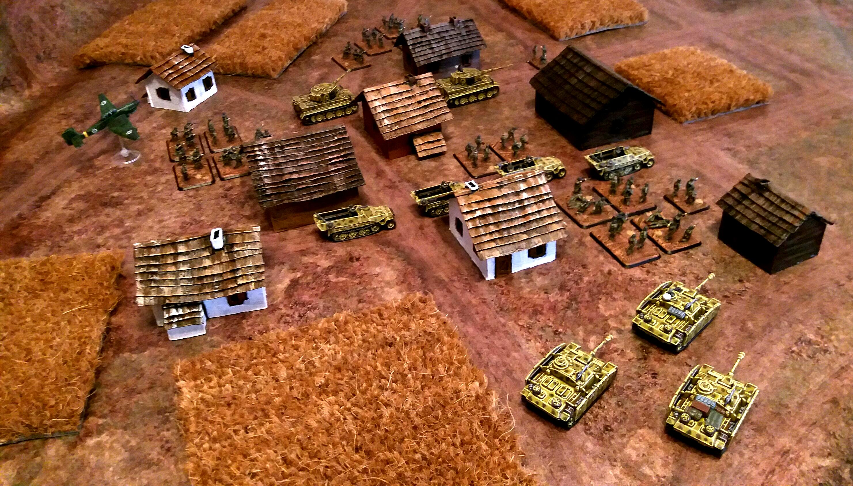 15mm, Army, East, Eastern Front, Flames Of War, Germans, Stug, War, World, World War 2