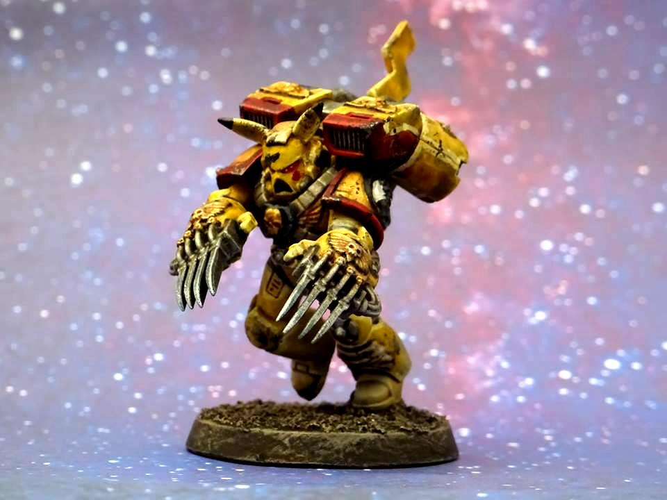 Conversion, Imperial Fists, Imperials Fists, Lieutenant, Pikachu, Pokemon, Space Marines