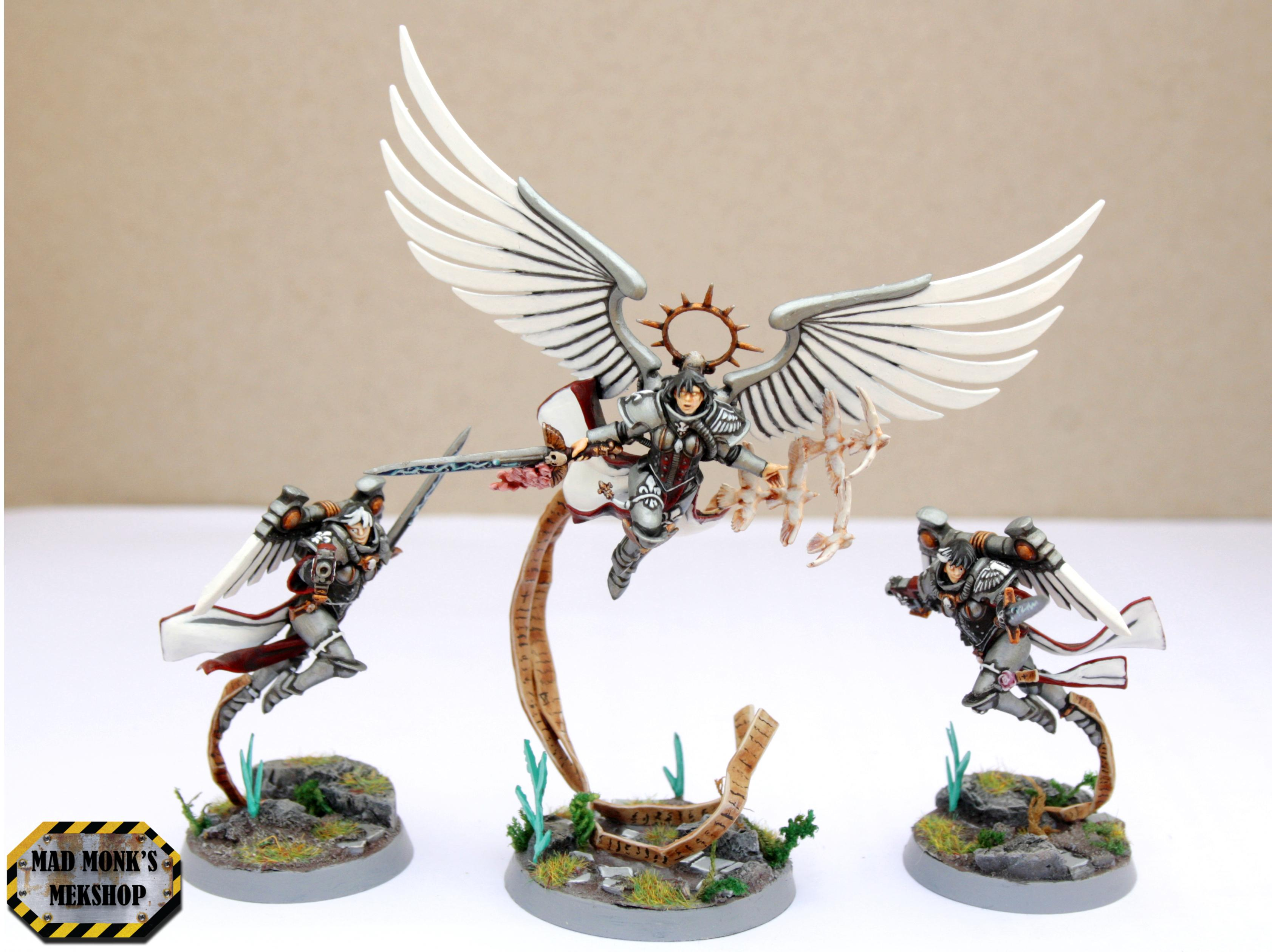 Seraphim, Sisters Of Battle