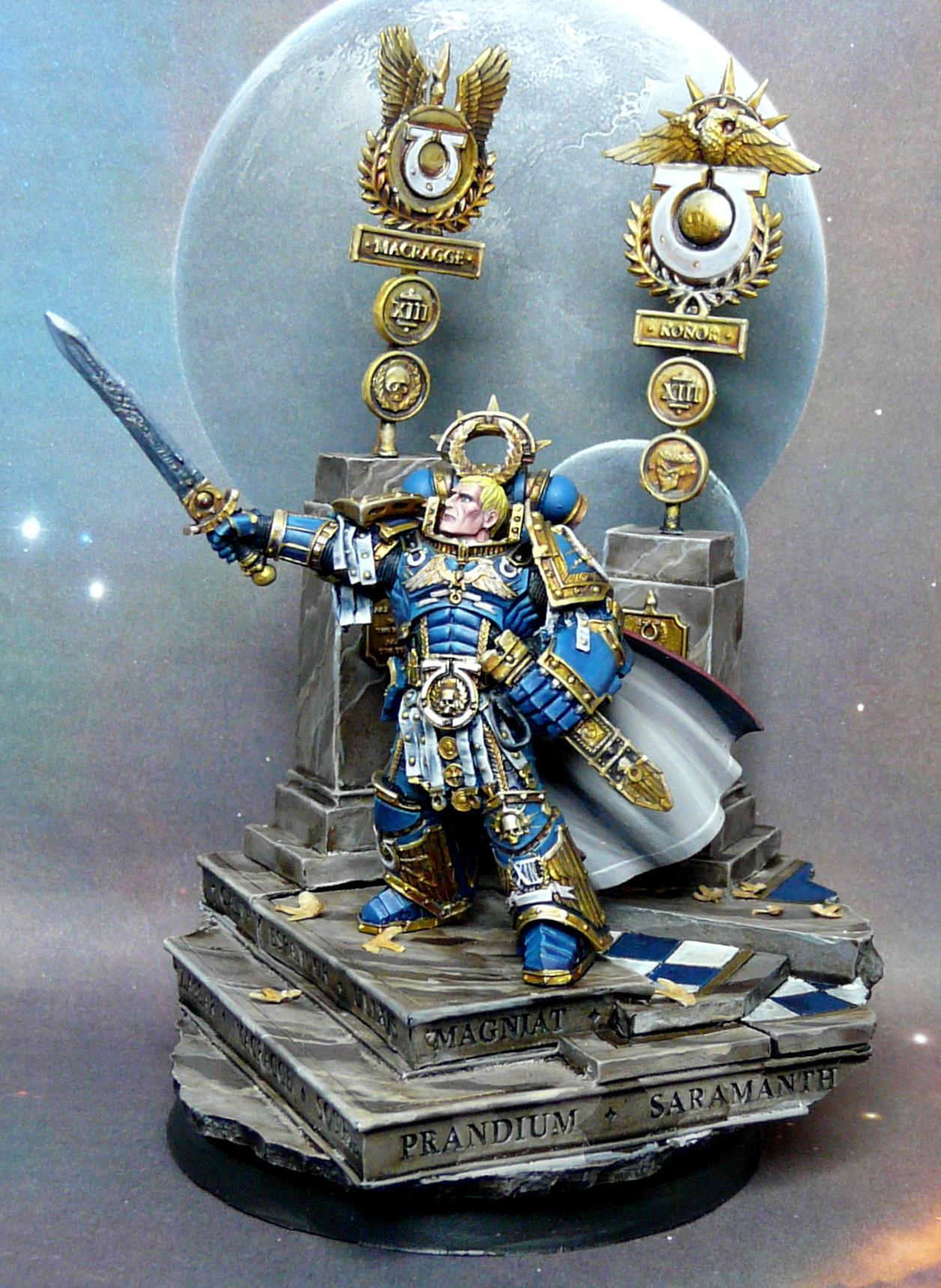 Horus Heresy, Primarch, Roboute Guilliman, Ultramarines