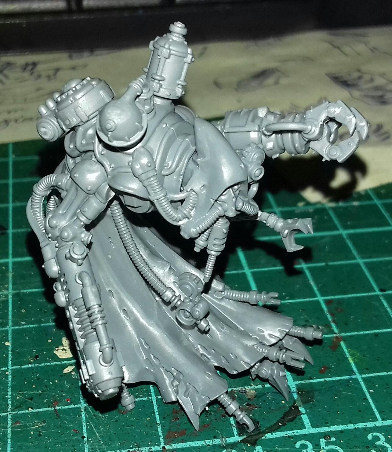 Inq28, Inquisitor, Magos Dominus, Mechanicus