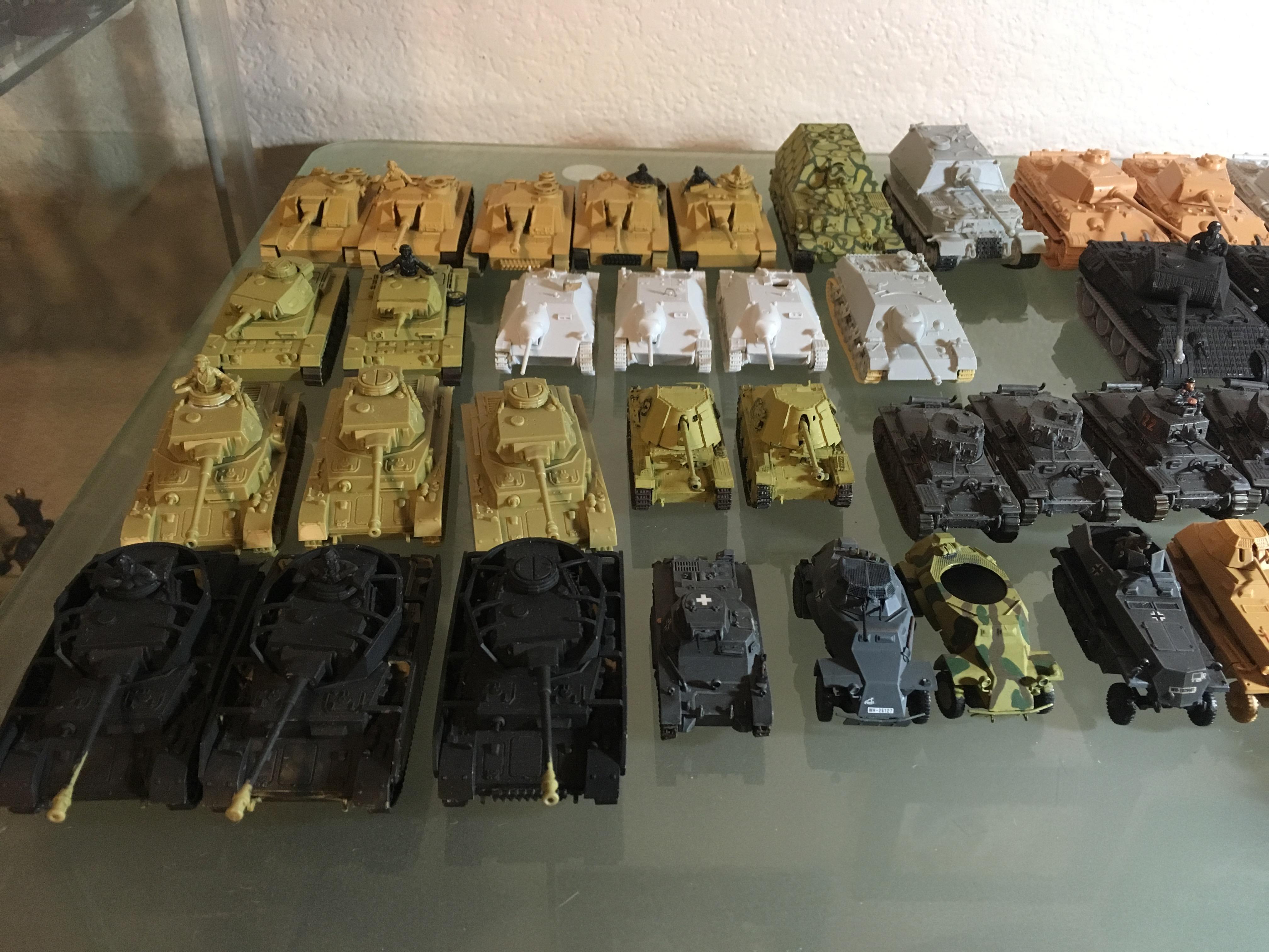 Tanks Left