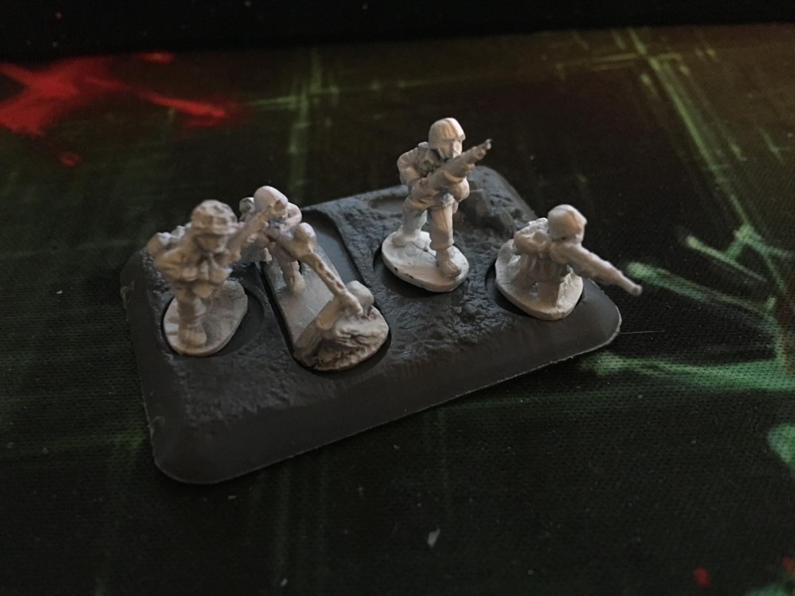 15mm, Flames Of War, Infantry