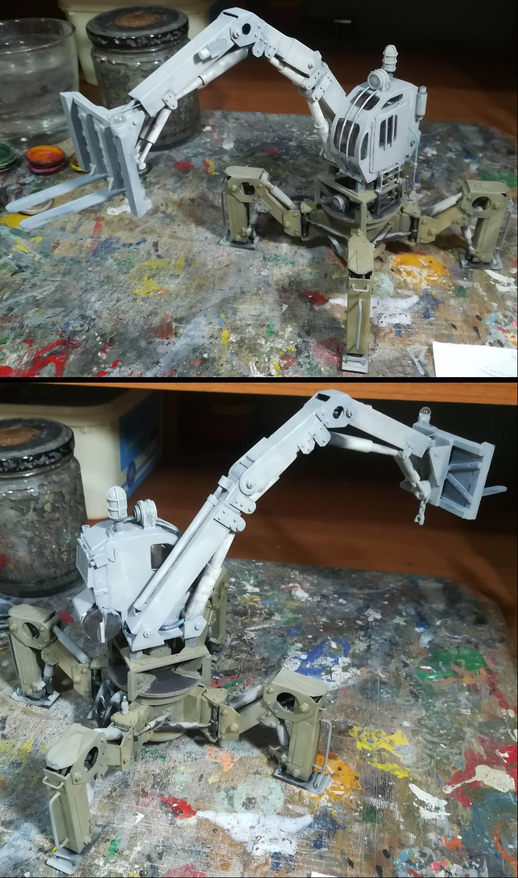 Forklift pip 1