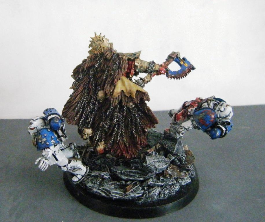 30k, Angron, Forge World, Primarch, Primarque