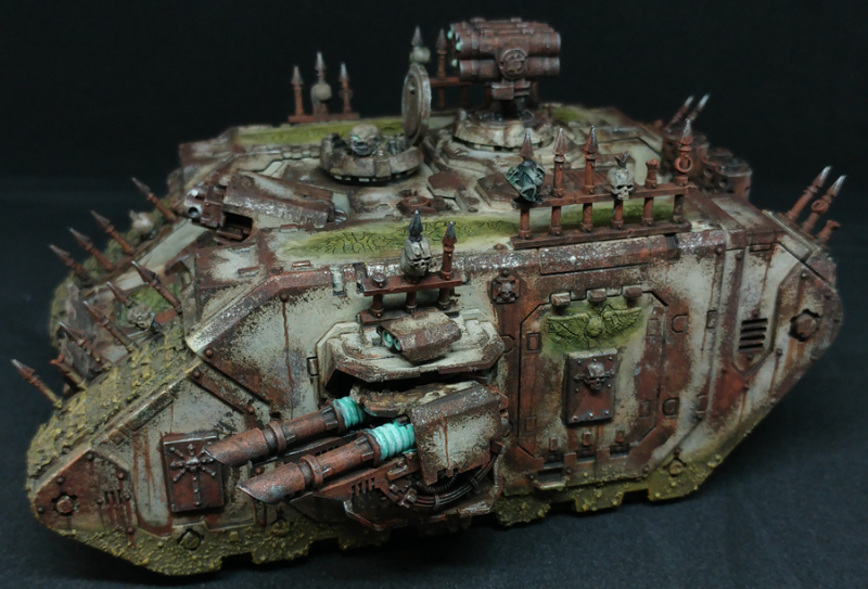 Chaos, Land Raider