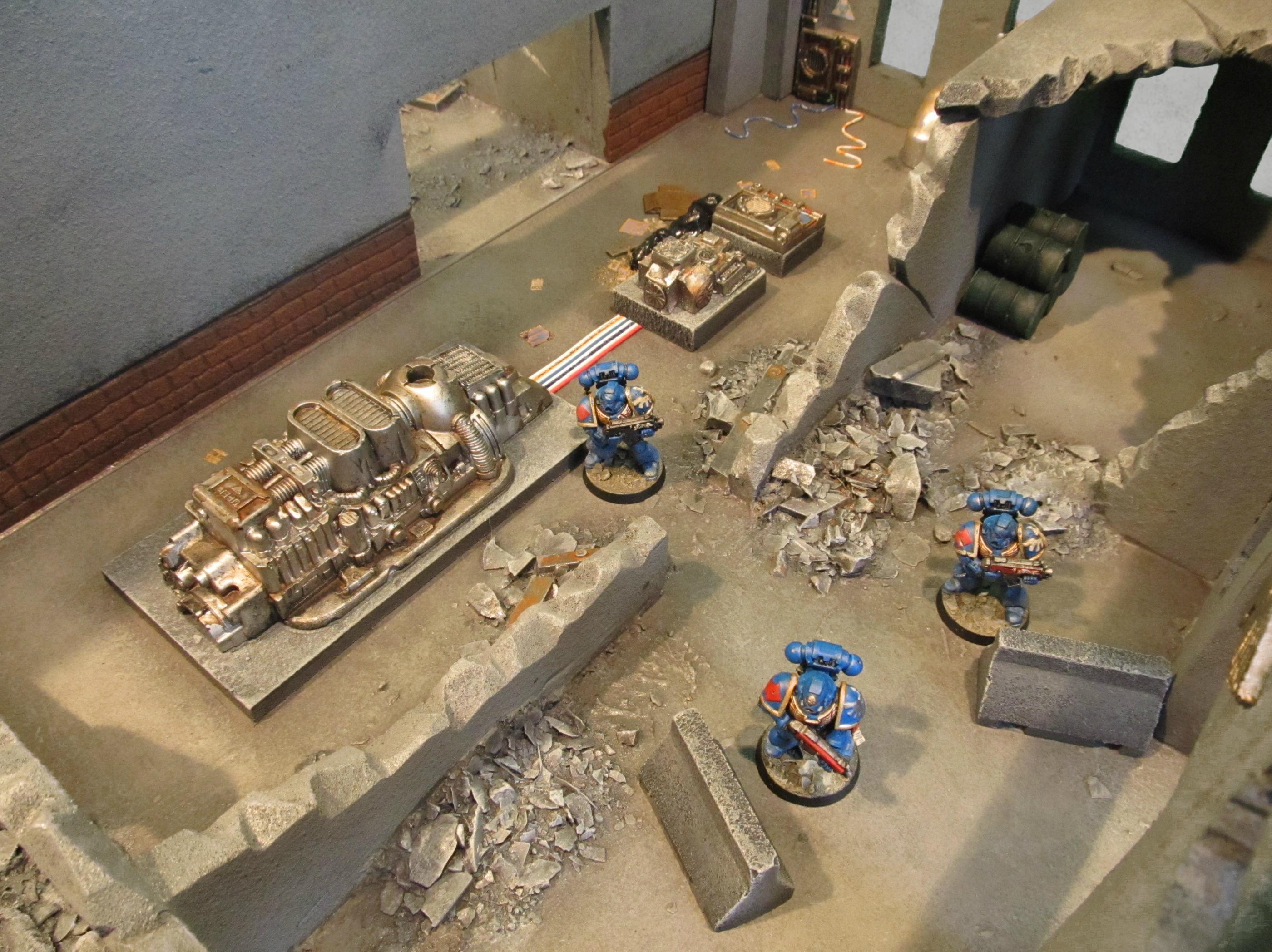 Battle, Buildings, Cities Of Death, Terrain, Wargame, Warhammer 40,000, Warhammer Fantasy, World War 2