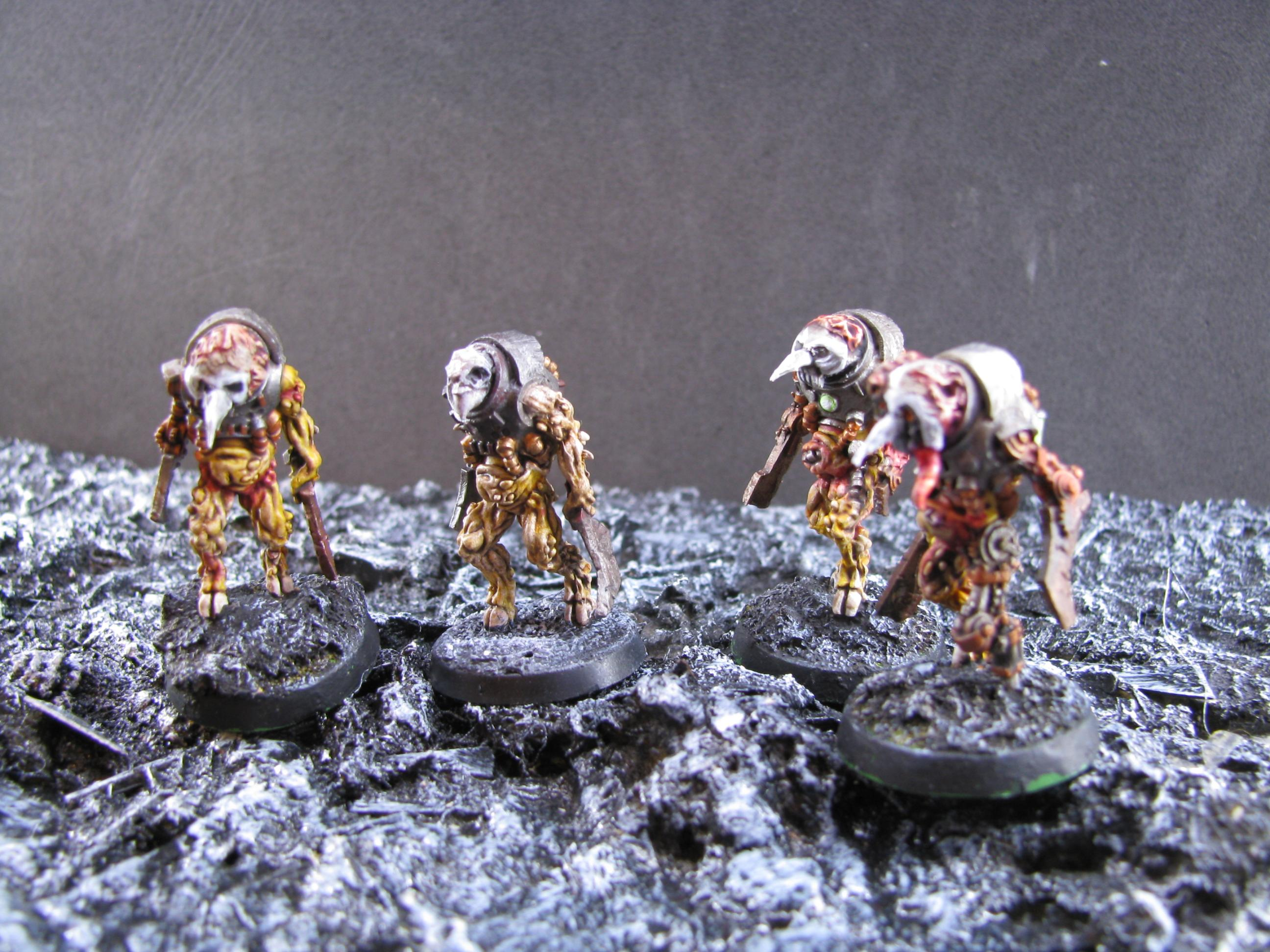 Chaos, Cultist, Daemons, Mutant, Titan Forge
