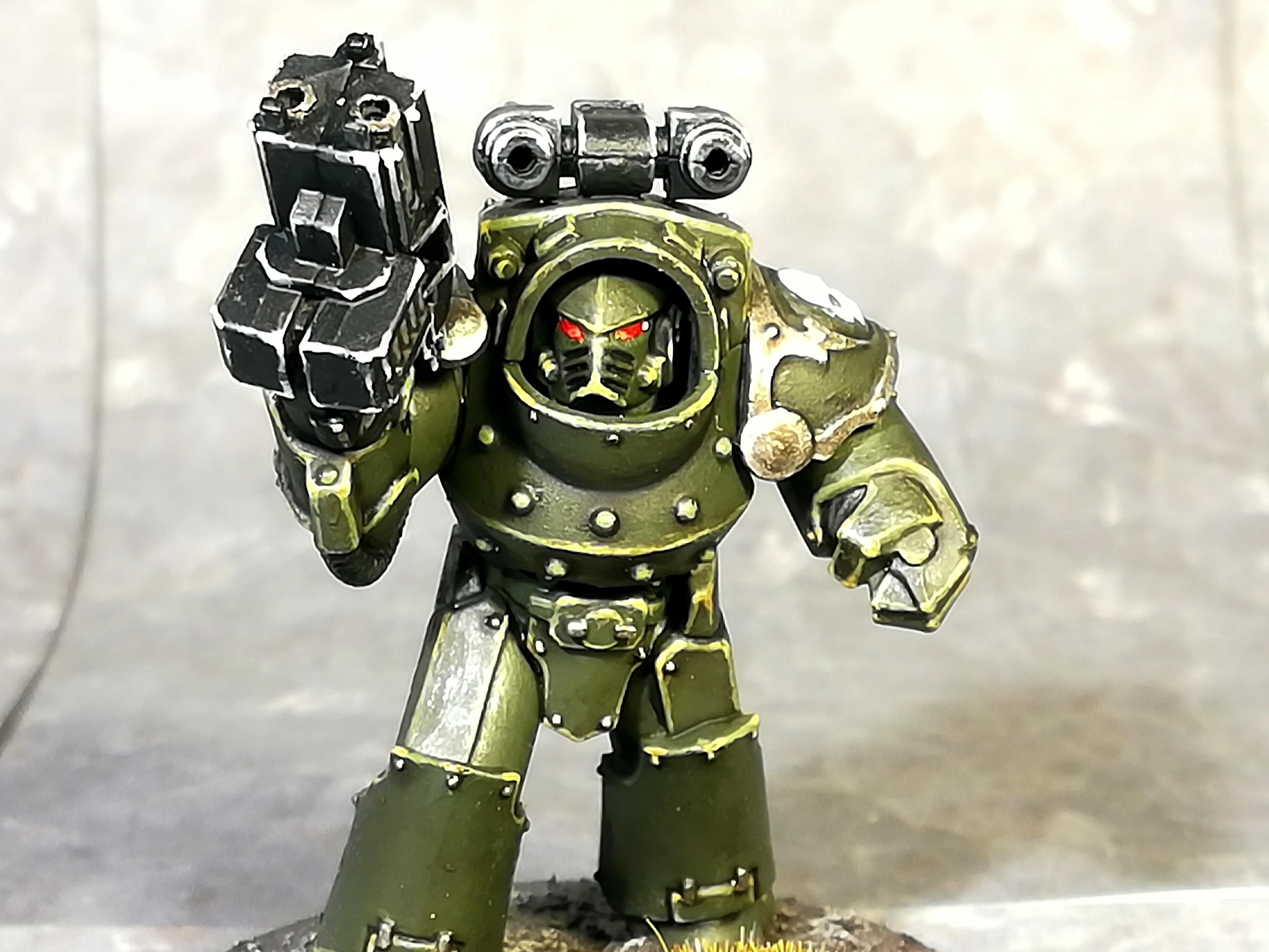 Space Marine Gold