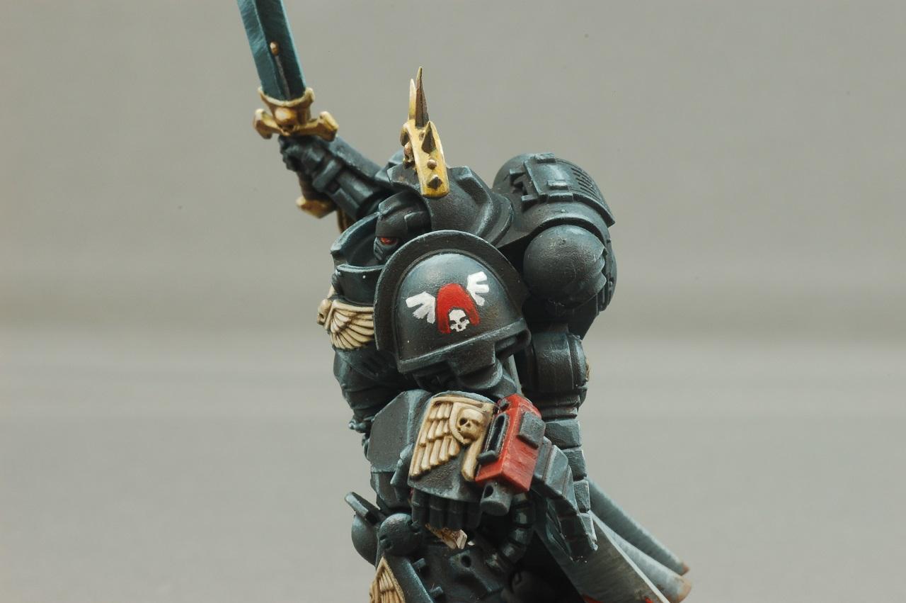 Angels Of Vengeance, Black Armour, Dark Angels, Primaris, Space Marines