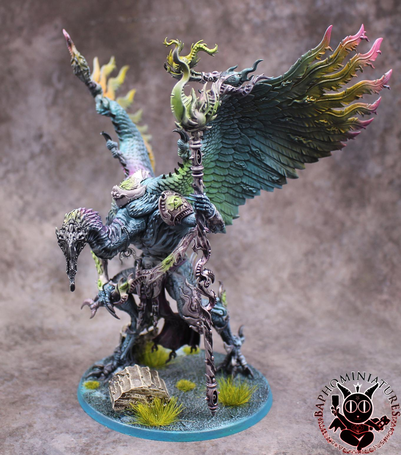 Daemons, Lord Of Change