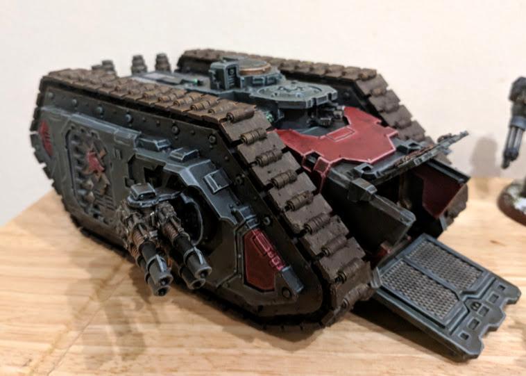 Spartan Assault Tank