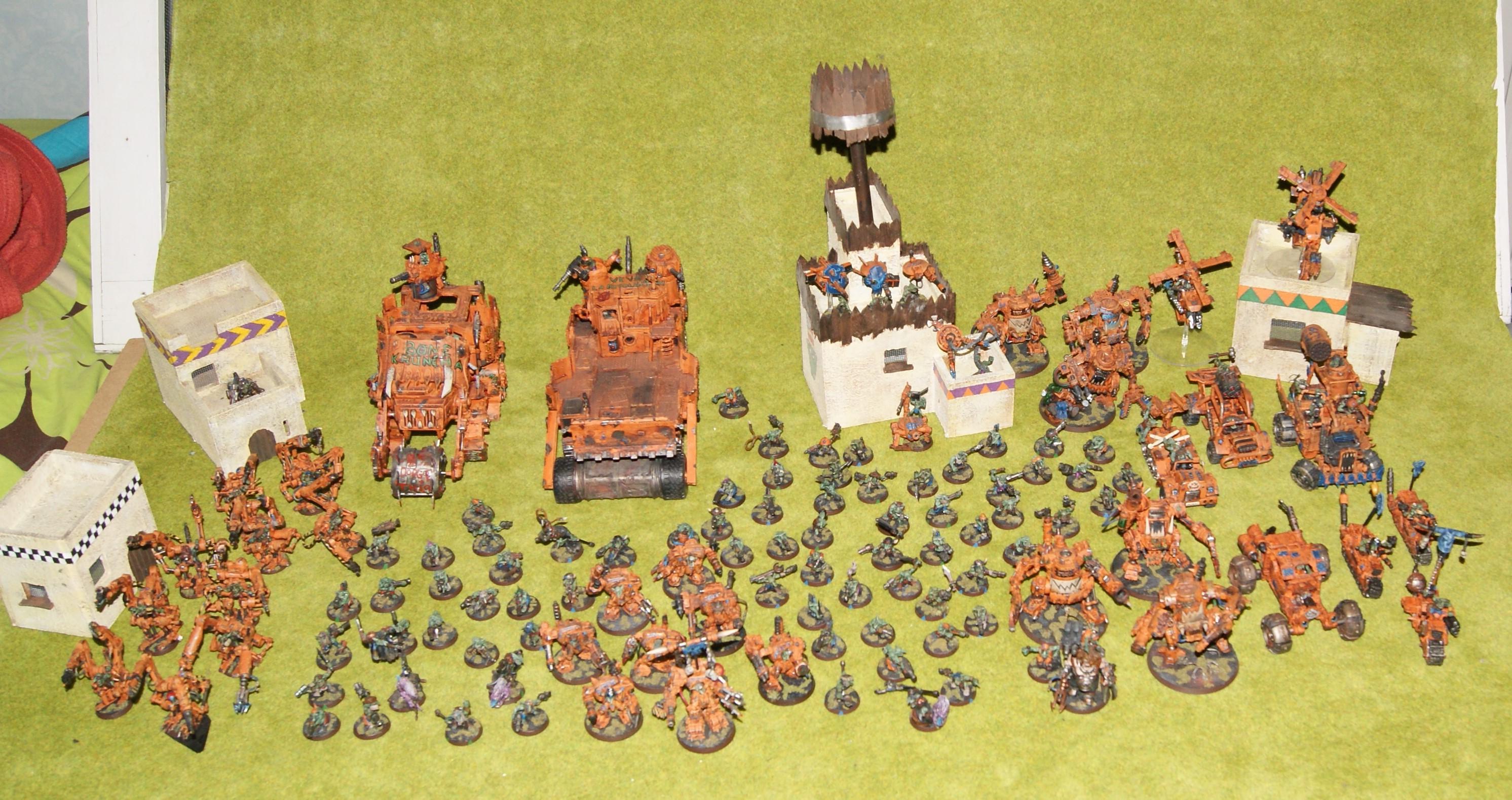 Army, Conversion, Grots, Warhammer 40,000