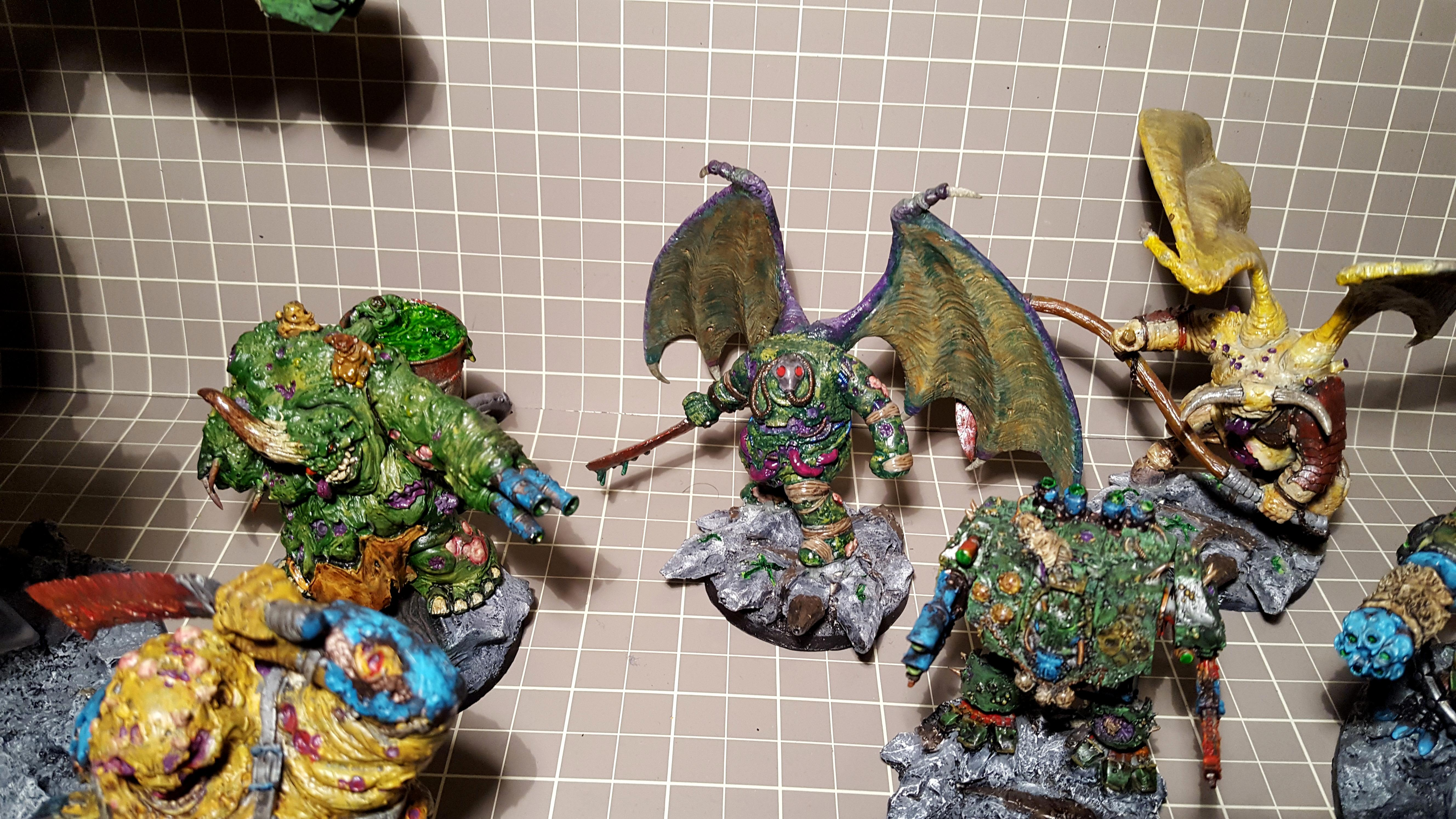 Chaos, Death Guard, Forge World, Nurgle, Warhammer 40,000