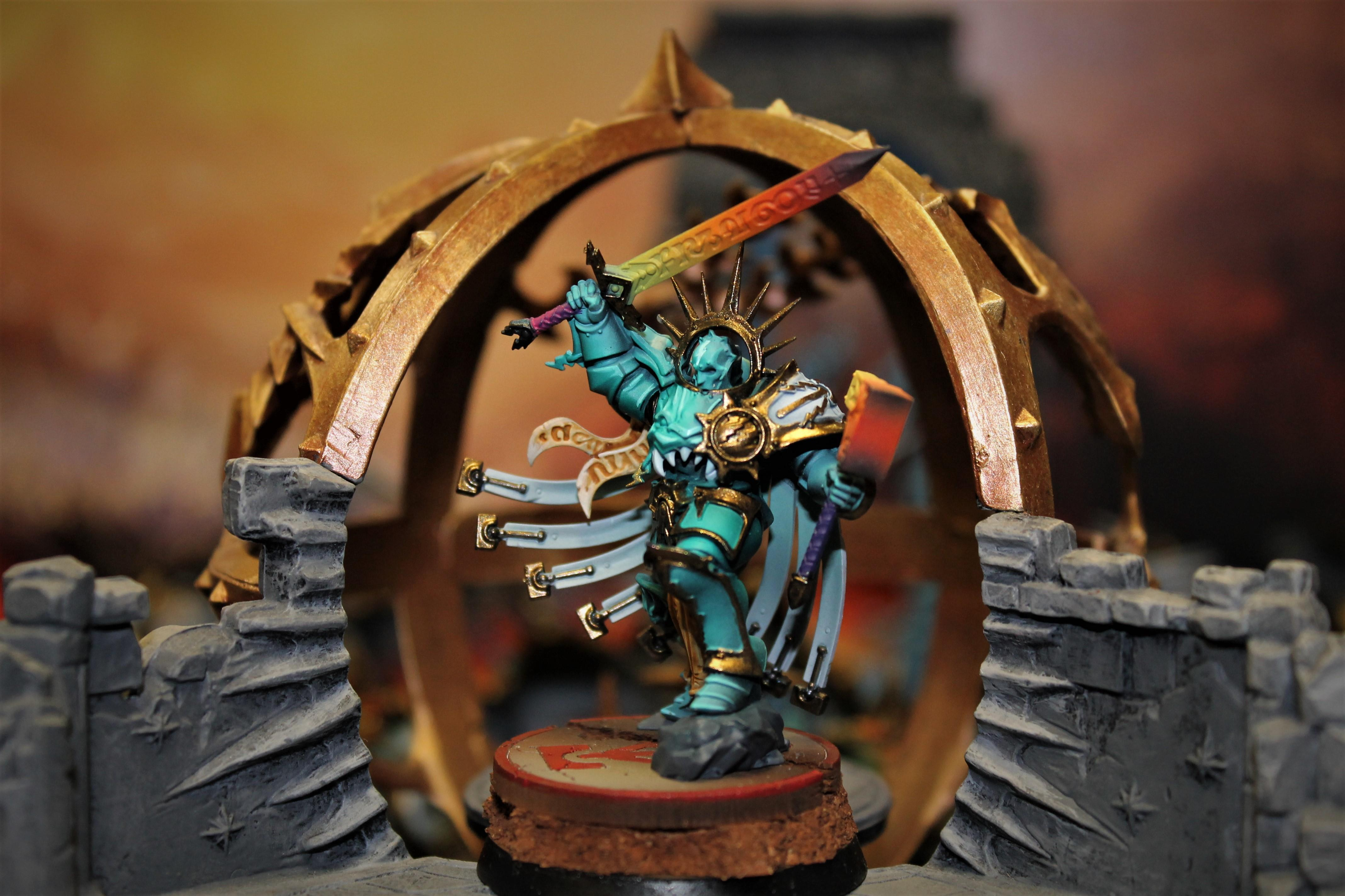 Age Of Sigmar, Celestial Vindicators, Stormcast, Stormcast Eternals
