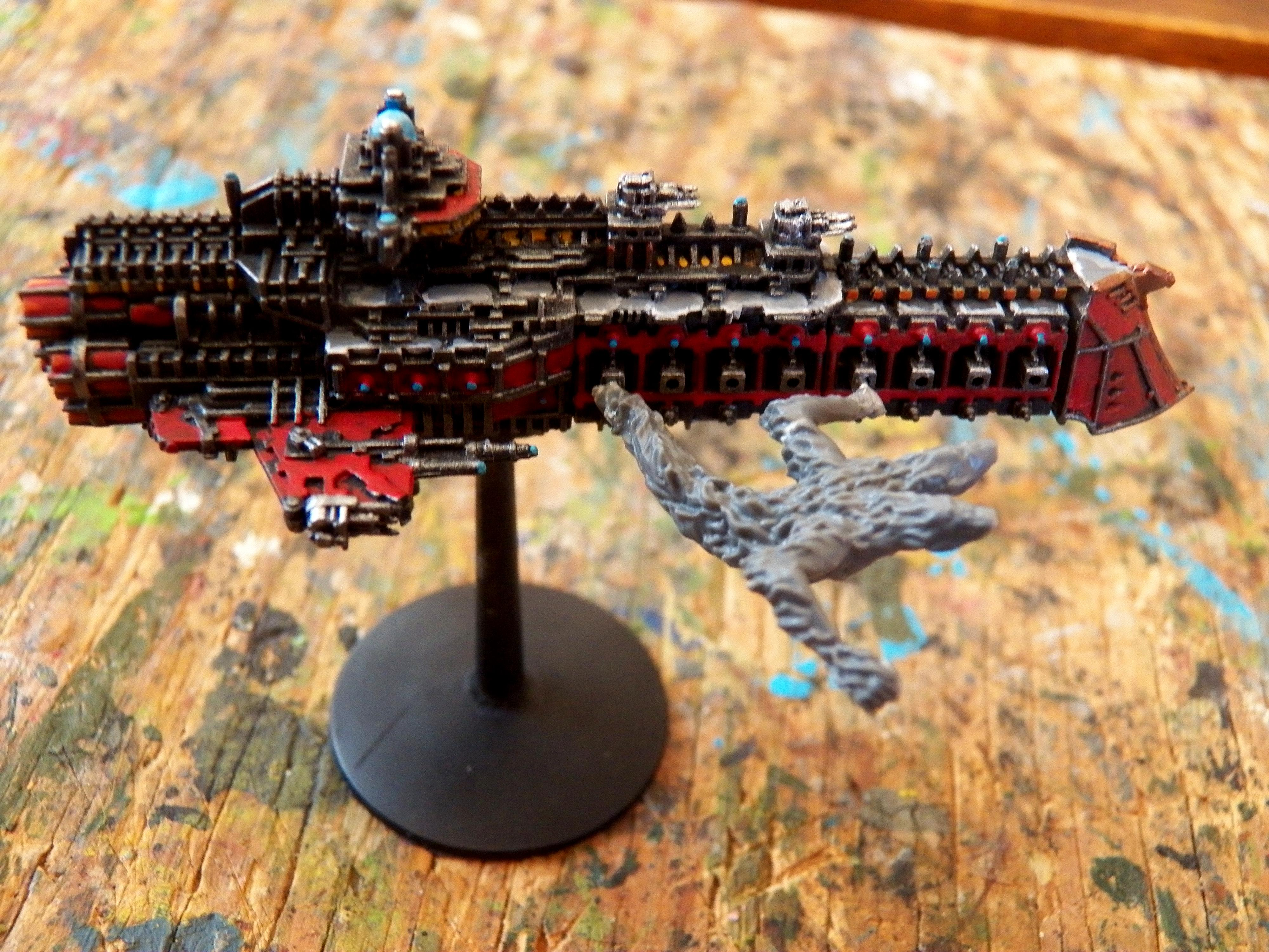 Battlefleet Gothic, Effect, Imperial Navy, Smoke