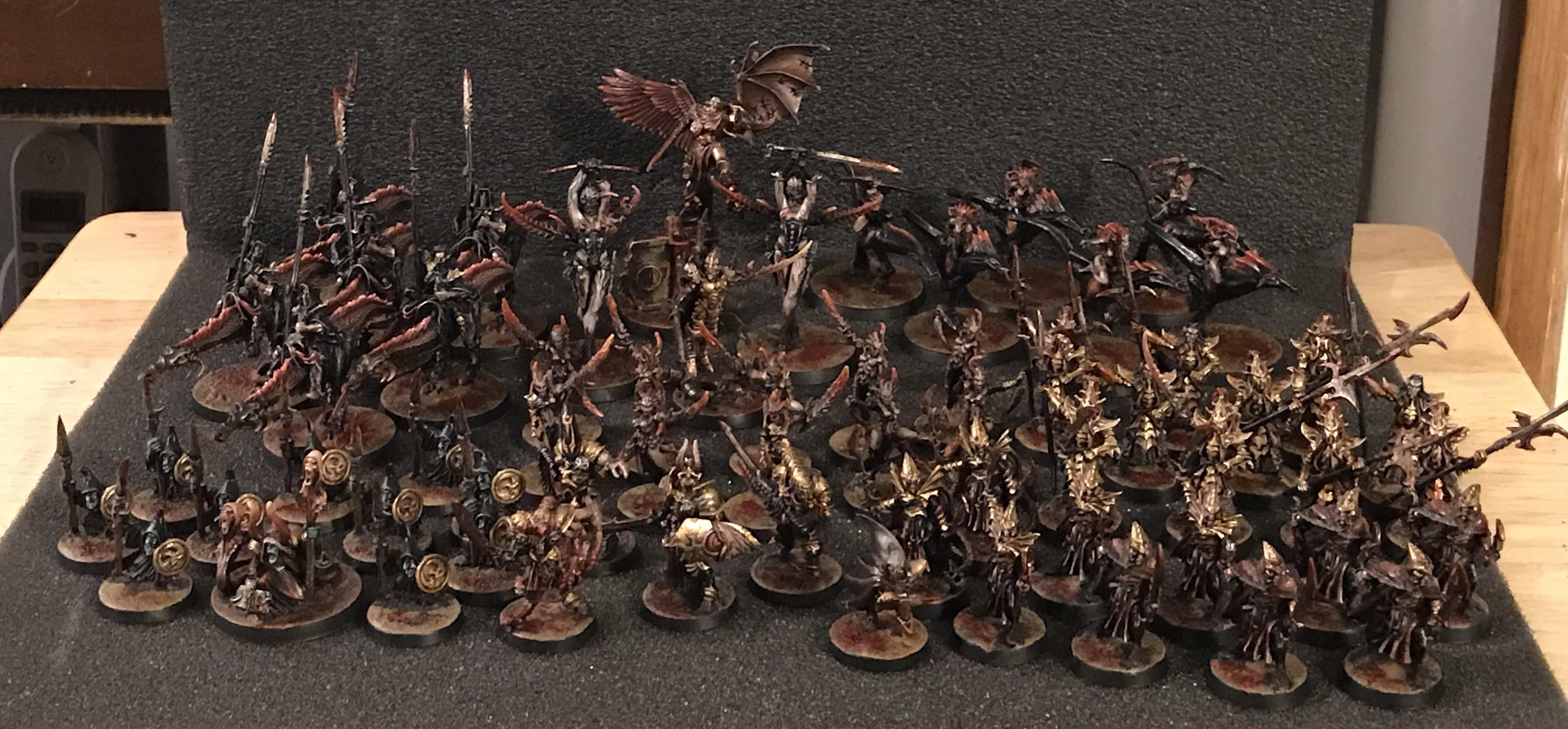 Aef, Aelves, Age, Agony, Aos28, Army, Battle, Chaos, Cosmic, Cult, Cultists, Daemonic, Daemons, Dark, Darkness, Decadence, Druchii, Eldritch, Elves, Excess, Gold, Golden, Horrors, Misery, Mordheim, Of, Pain, Pleasure, Progress, Project, Red, Rising, Sigmar, Slaanesh, Slaves, Sun, To, Torture, Warband, Warhammer Fantasy
