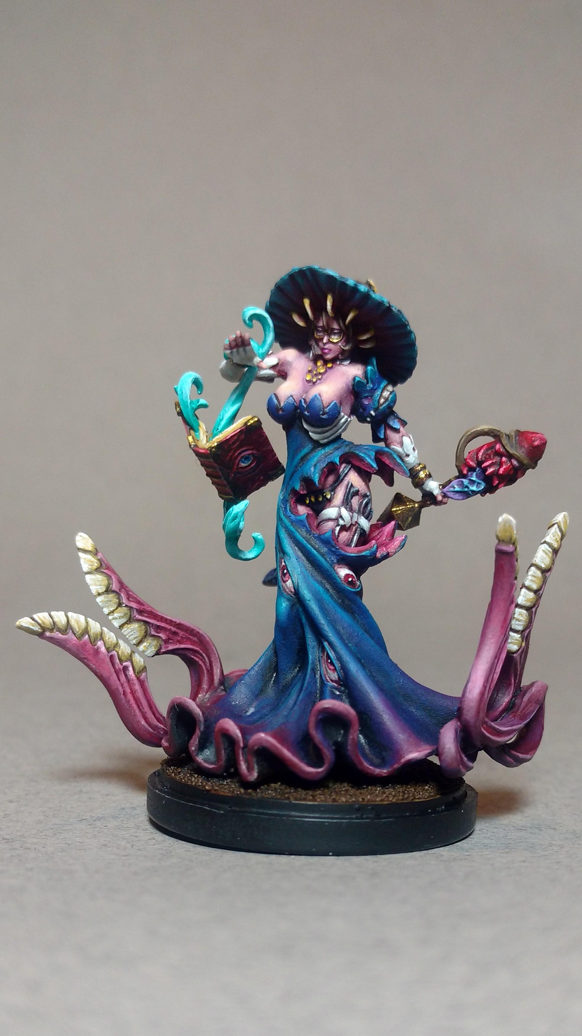 Female, Kingdom Death, Witch