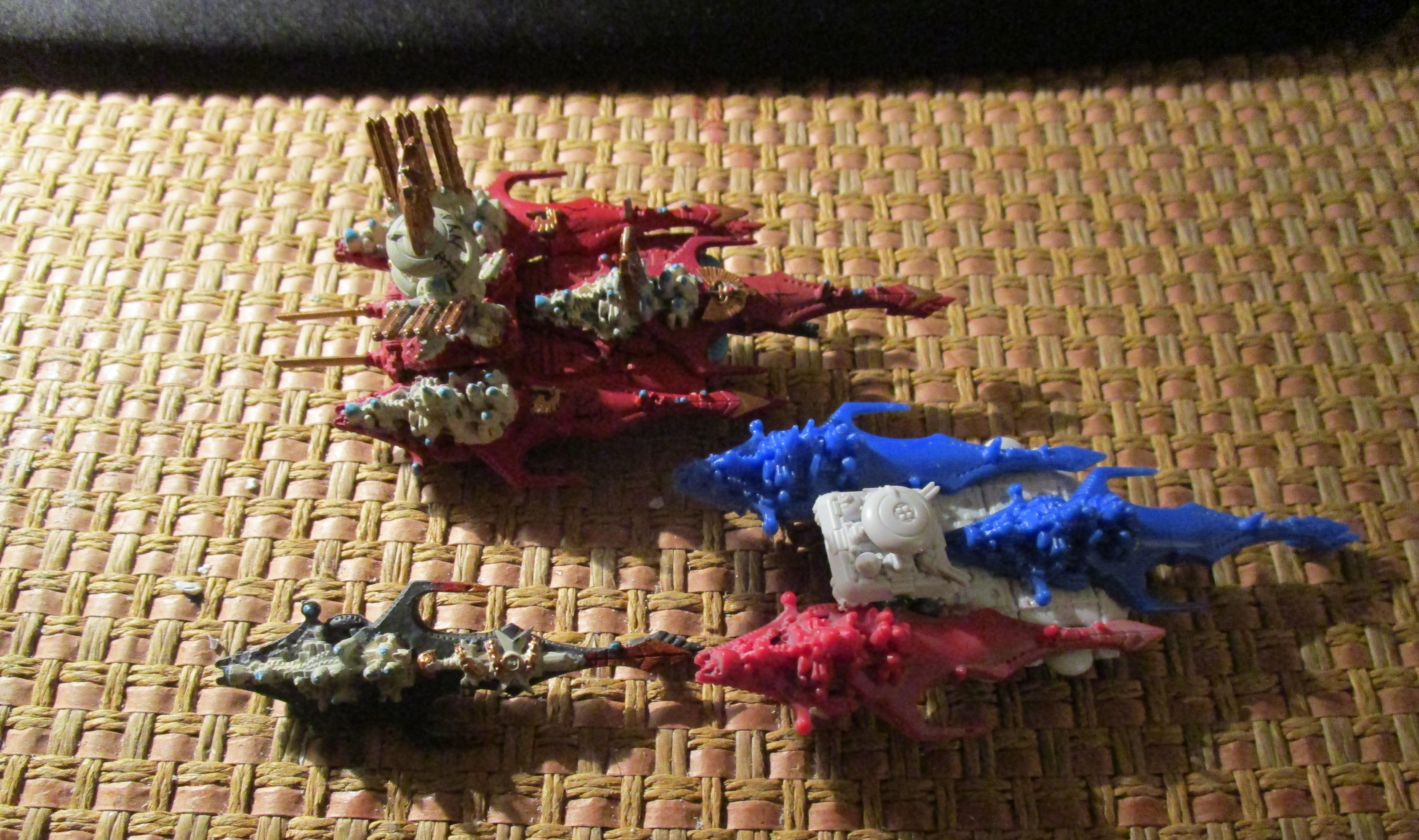 Battlefleet Gothic, Battleship, Space Fleet