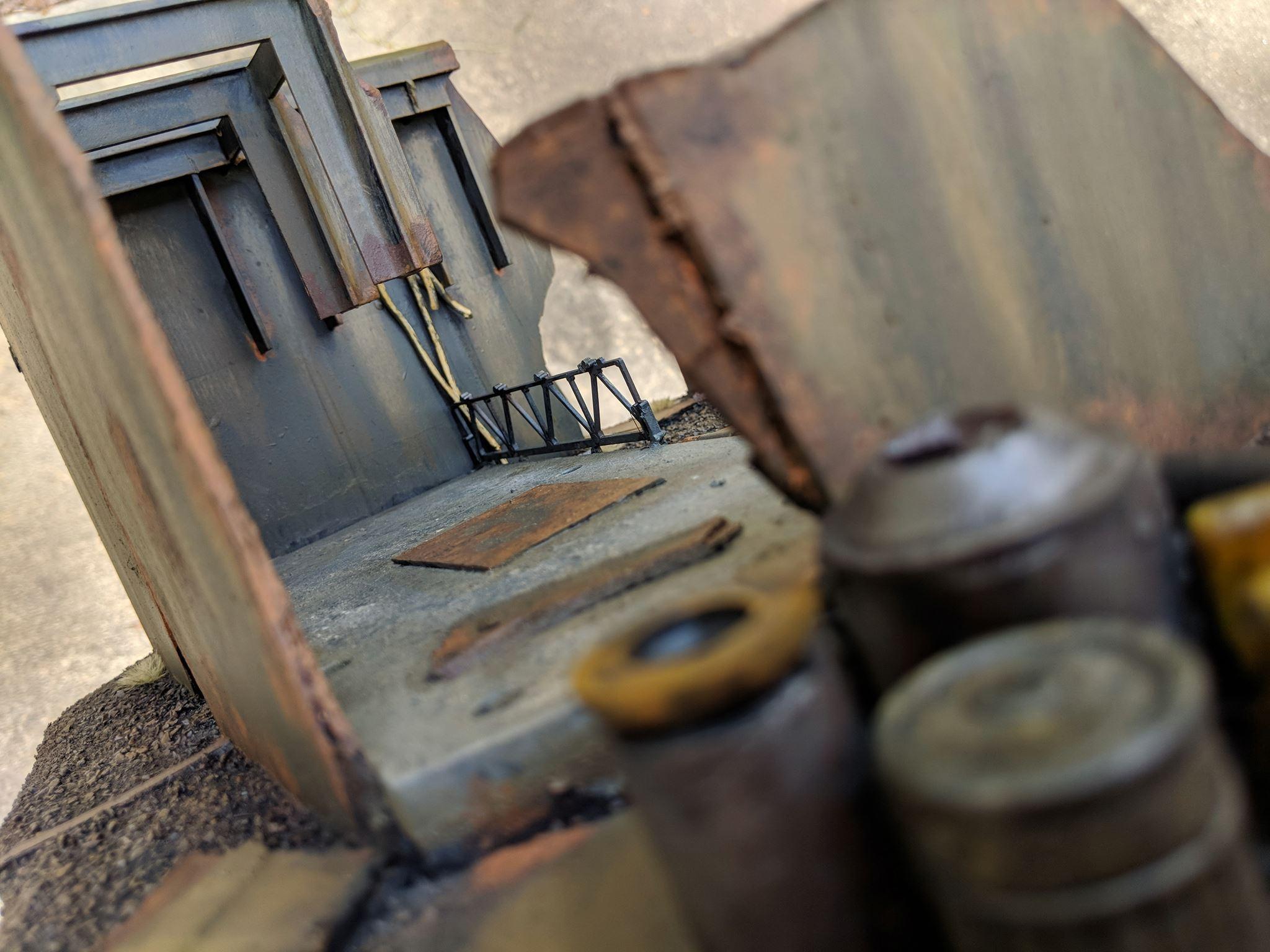 Fallout, Fallout 4, Post Apoc, Rust, Skillzyo, Technique, Terrain