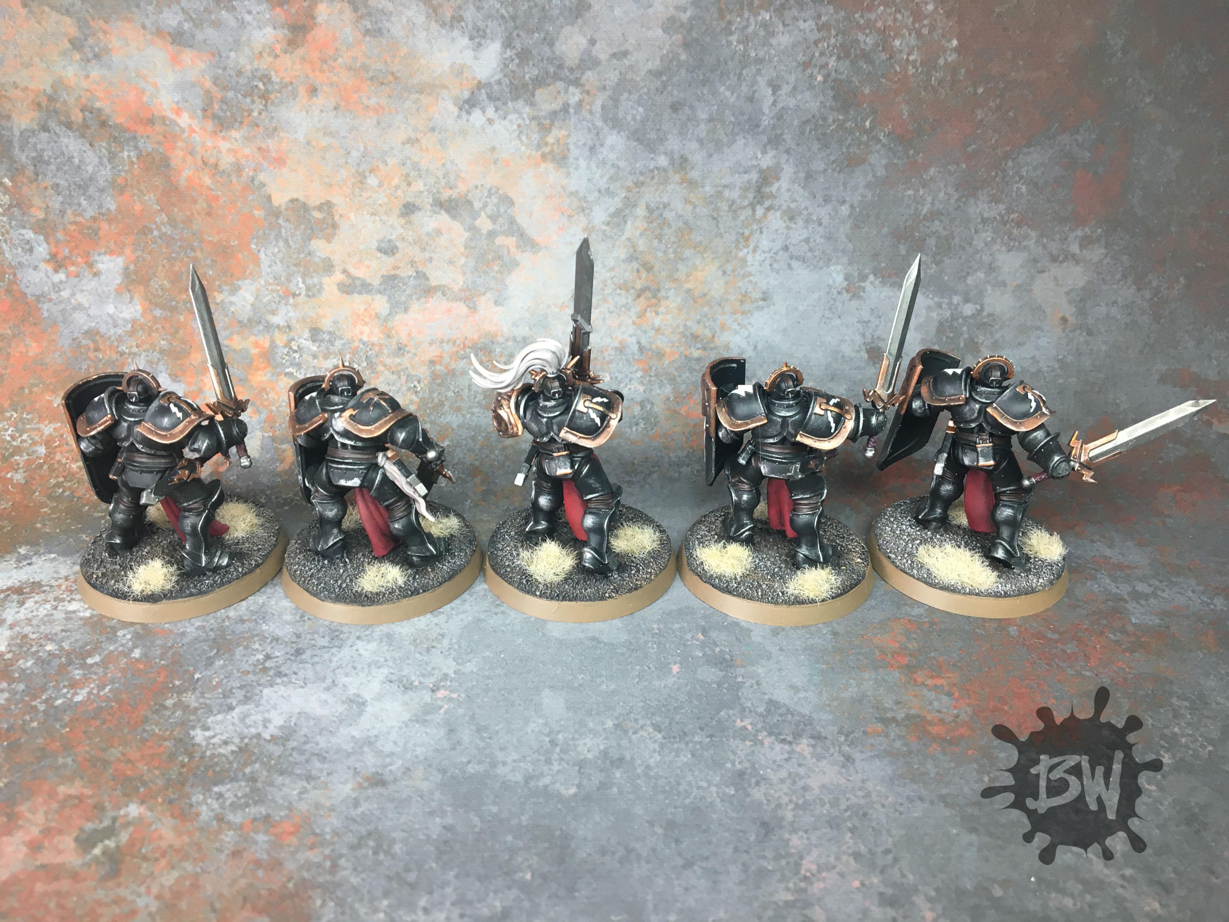 Age Of Sigmar, Liberators, Order, Stormcast, Warhammer Fantasy