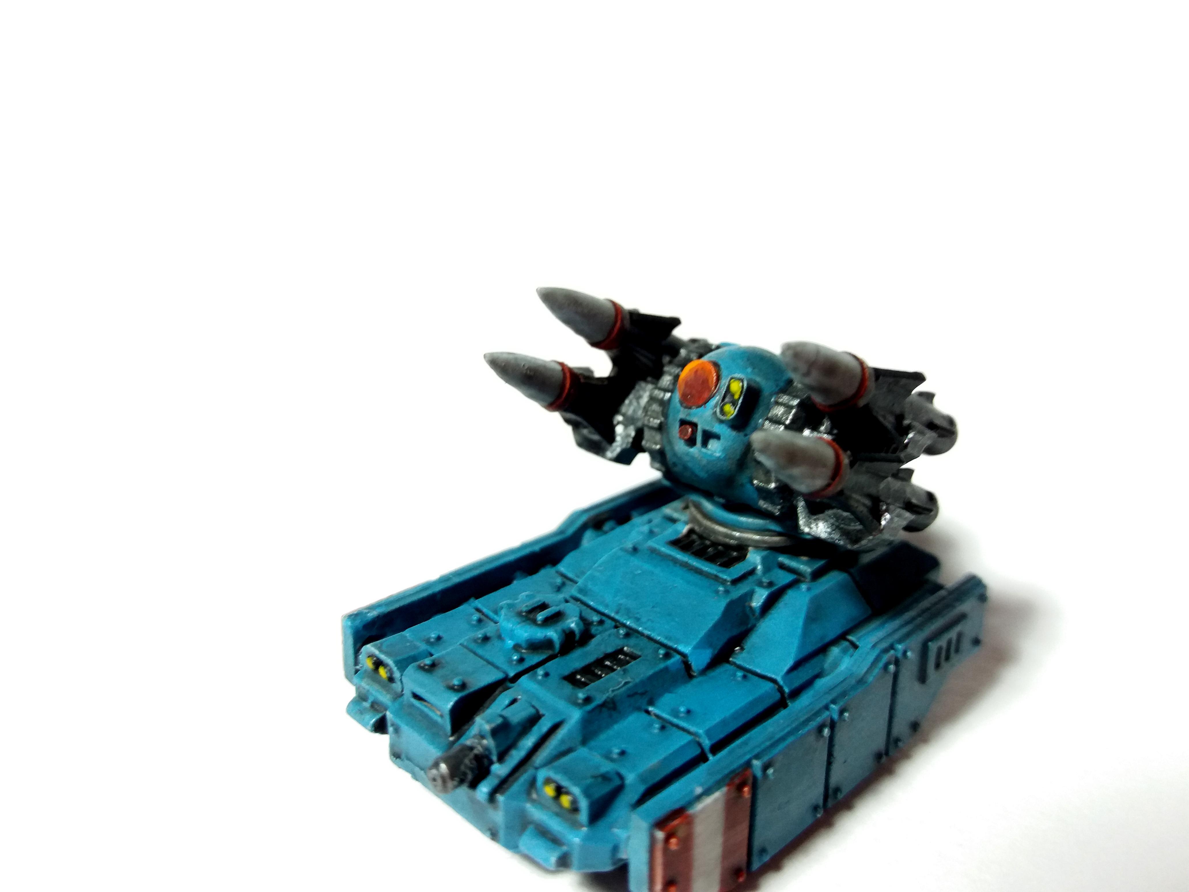 6mm, Vanguard
