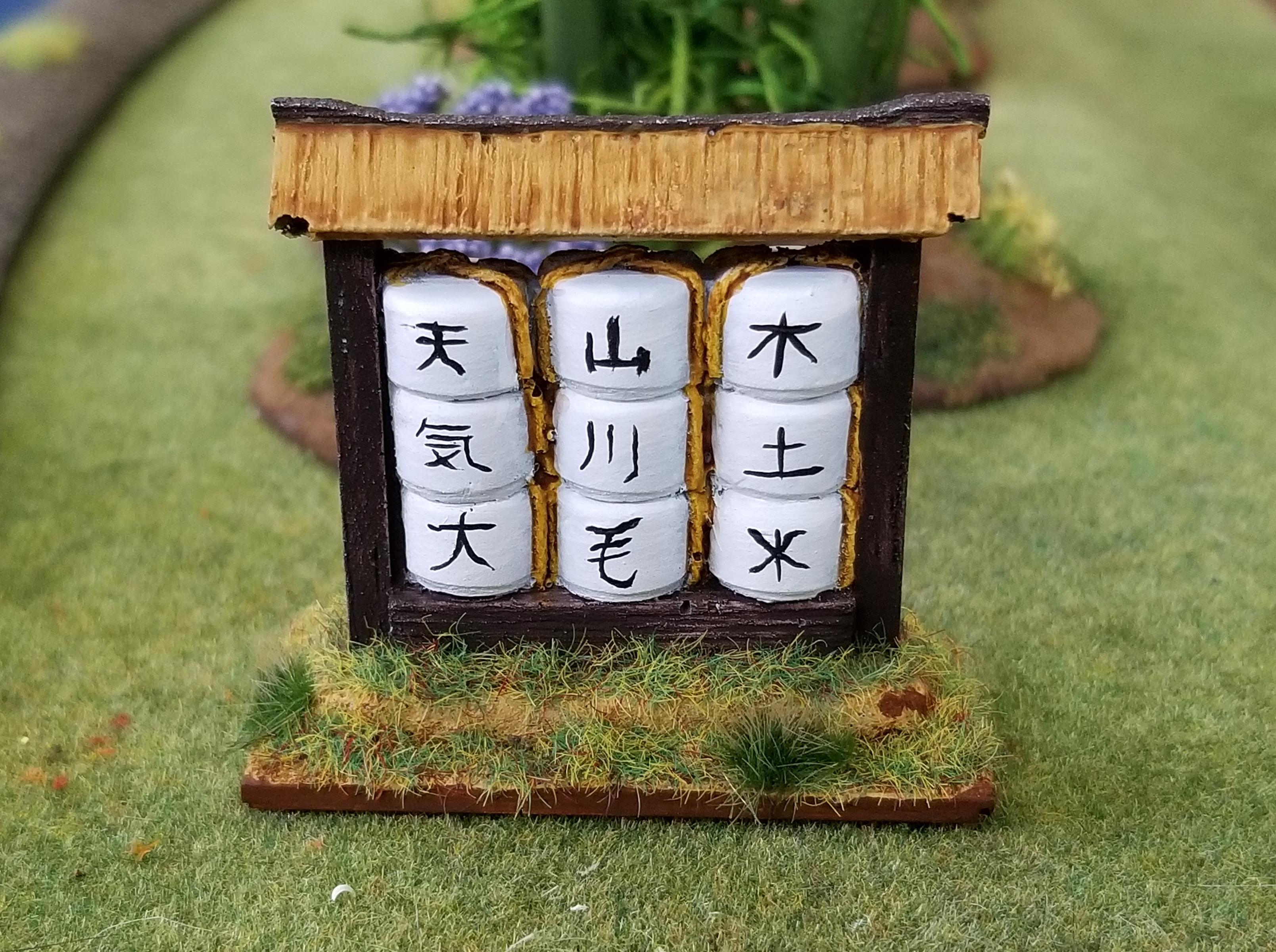 Bushido, Hill Tribes, Ito, Tengu