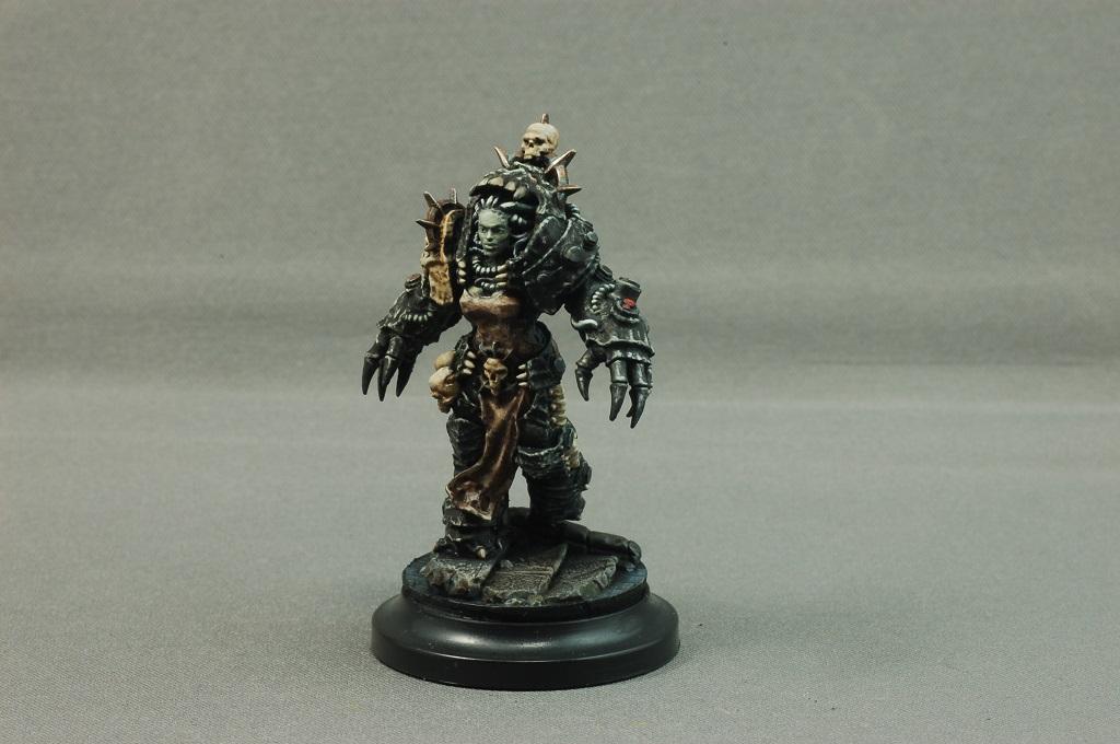 Chaos, Female, Prodos, Terminator Armor