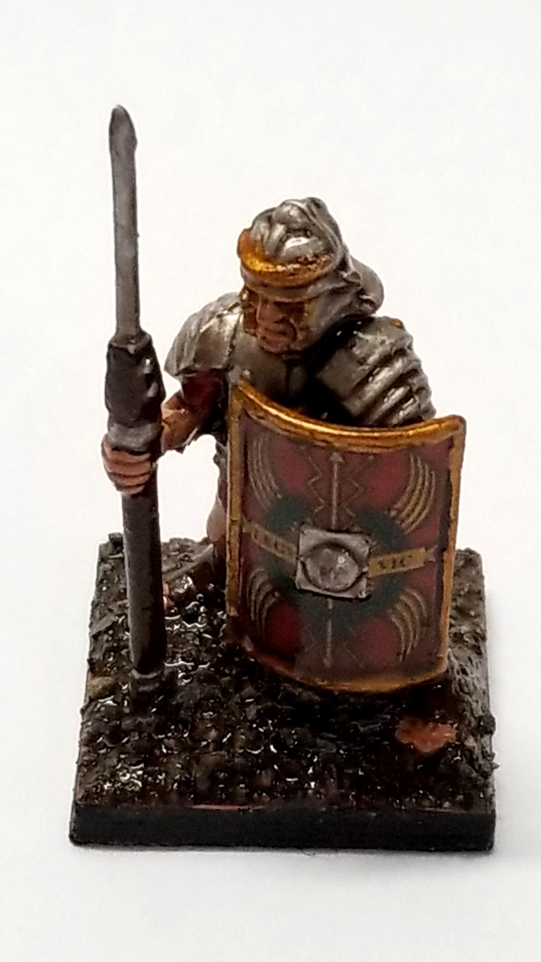 Empire, Legionnaire, Pilum, Romans