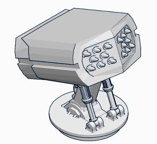 Missile Launcher 1