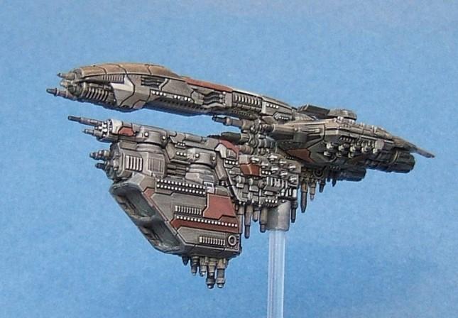 Cruiser, Dropfleet Commander, Ucm