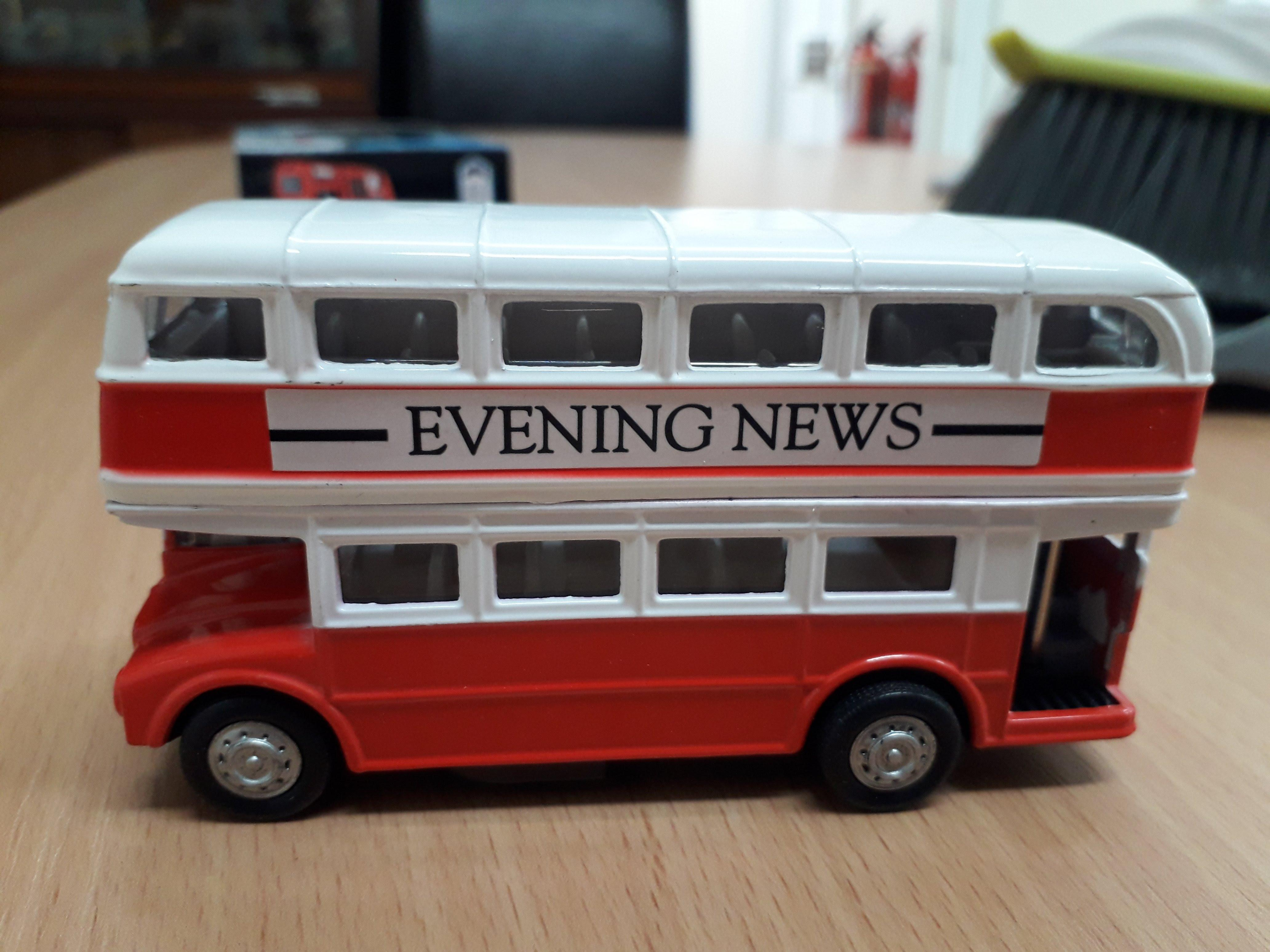 Bus, Gaslands, Bus raw material