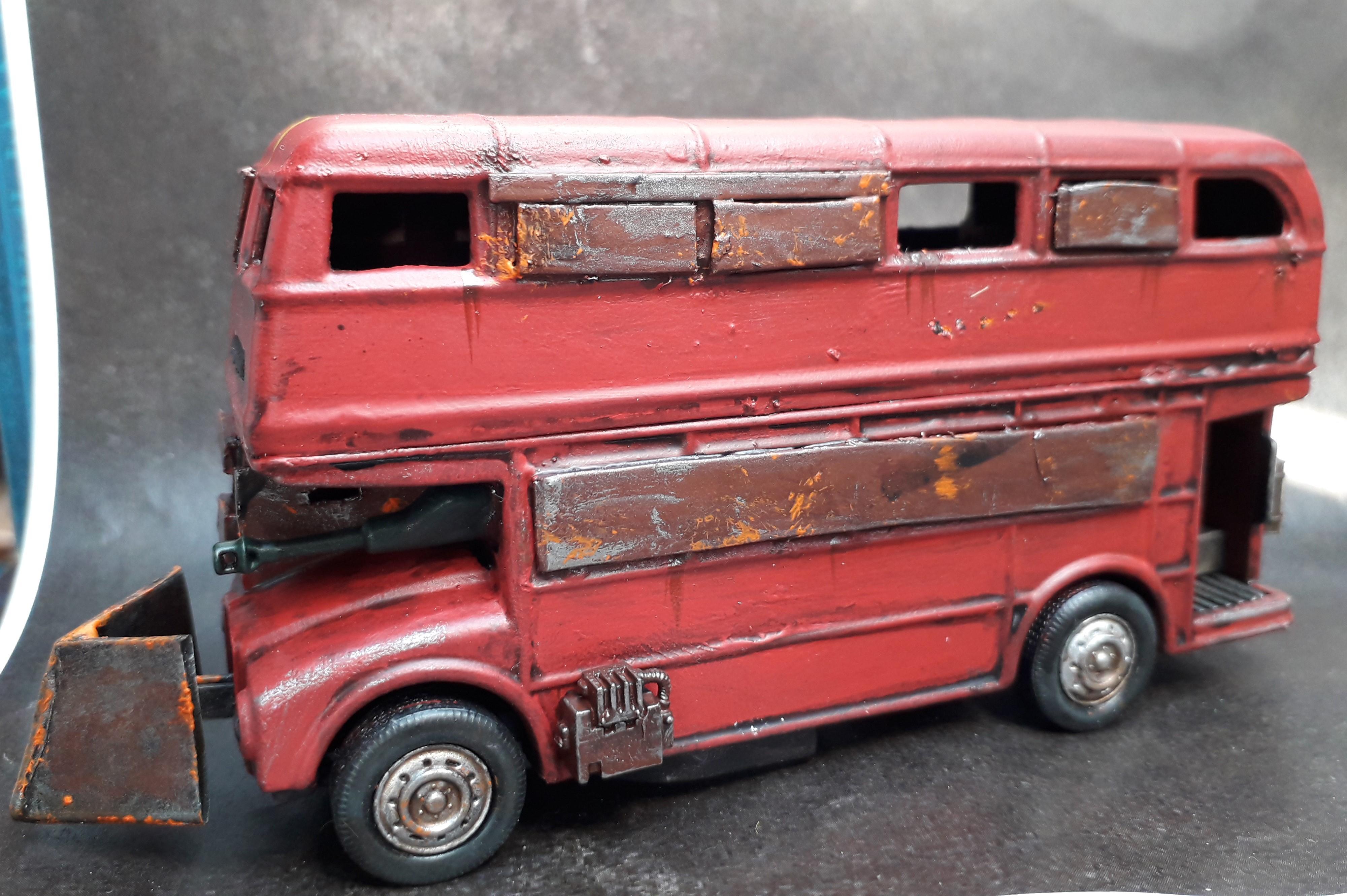 Bus, Gaslands, Bus