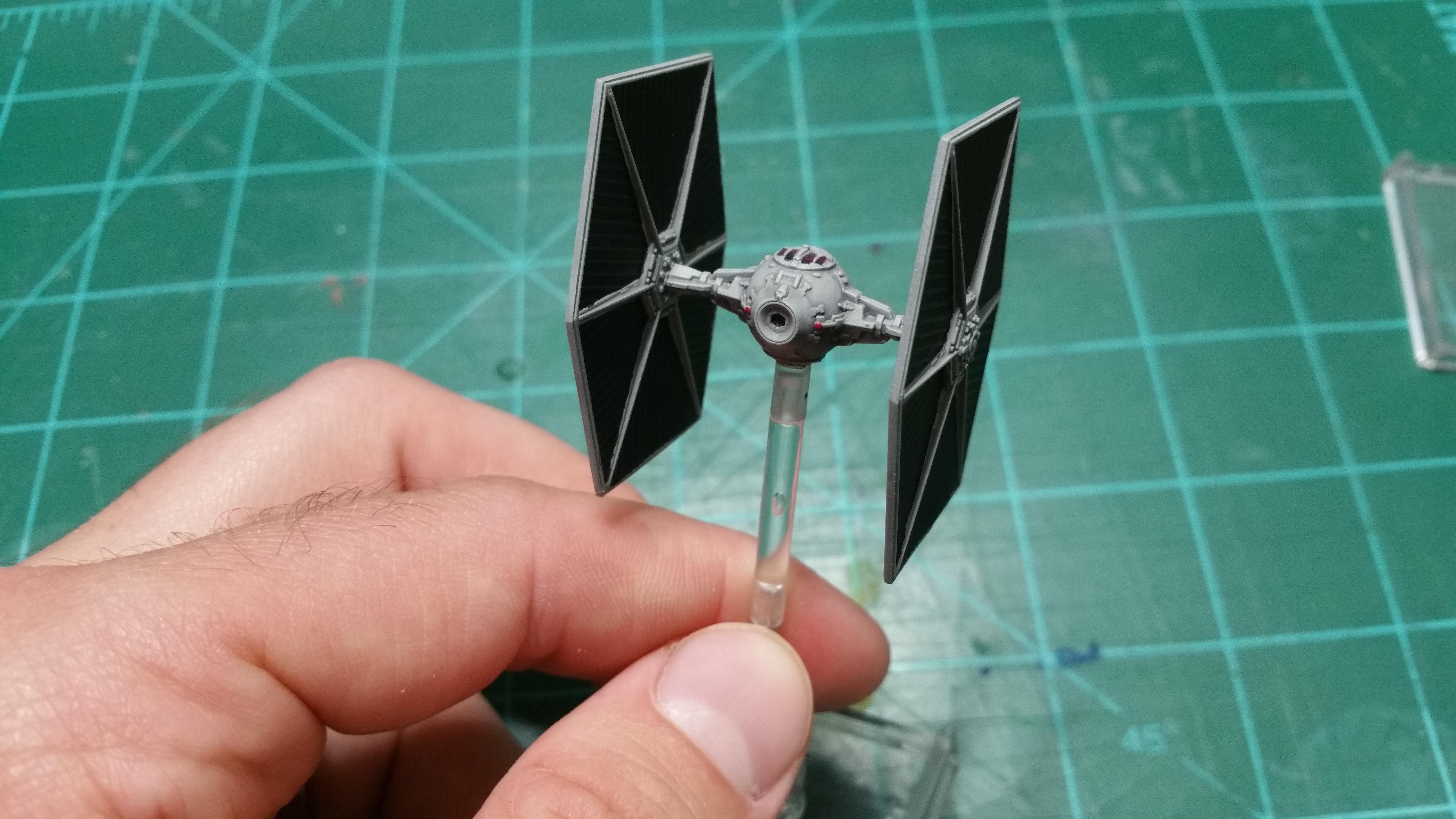 1/270, 1:270, Jaffamaster, Spaceship, Star Wars, X-wing Board Game