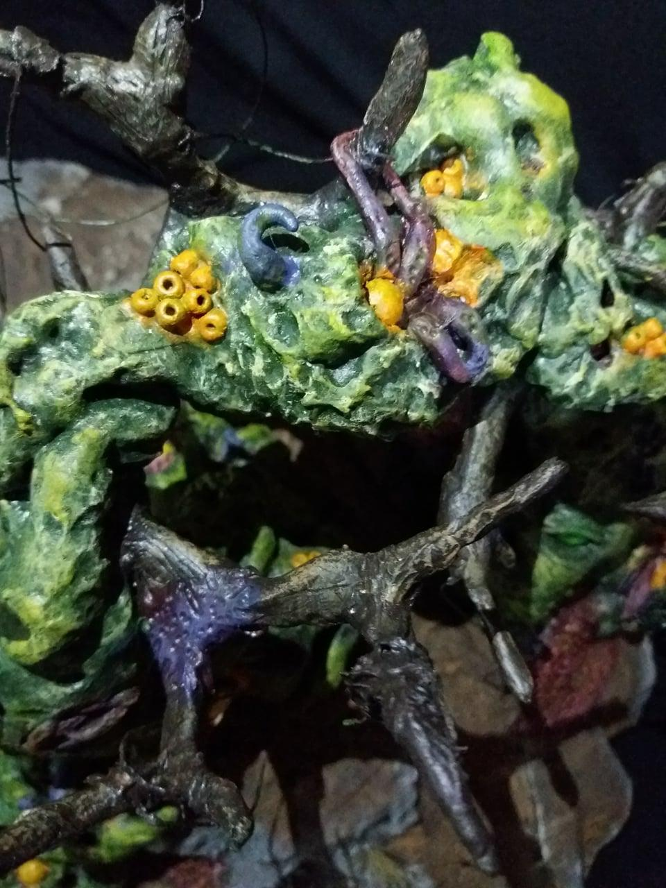 Age, Chaos, Eyes, Forest, Garden, Horns, Horrors, Infested, Nurgle, Passage, Sigmar, Teeth, Tentacles, Terrain, Ulcers, Warhammer Fantasy, Woods