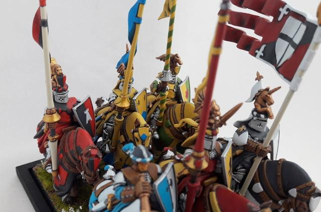 Bretonnians, Knights, Knights Of The Realm