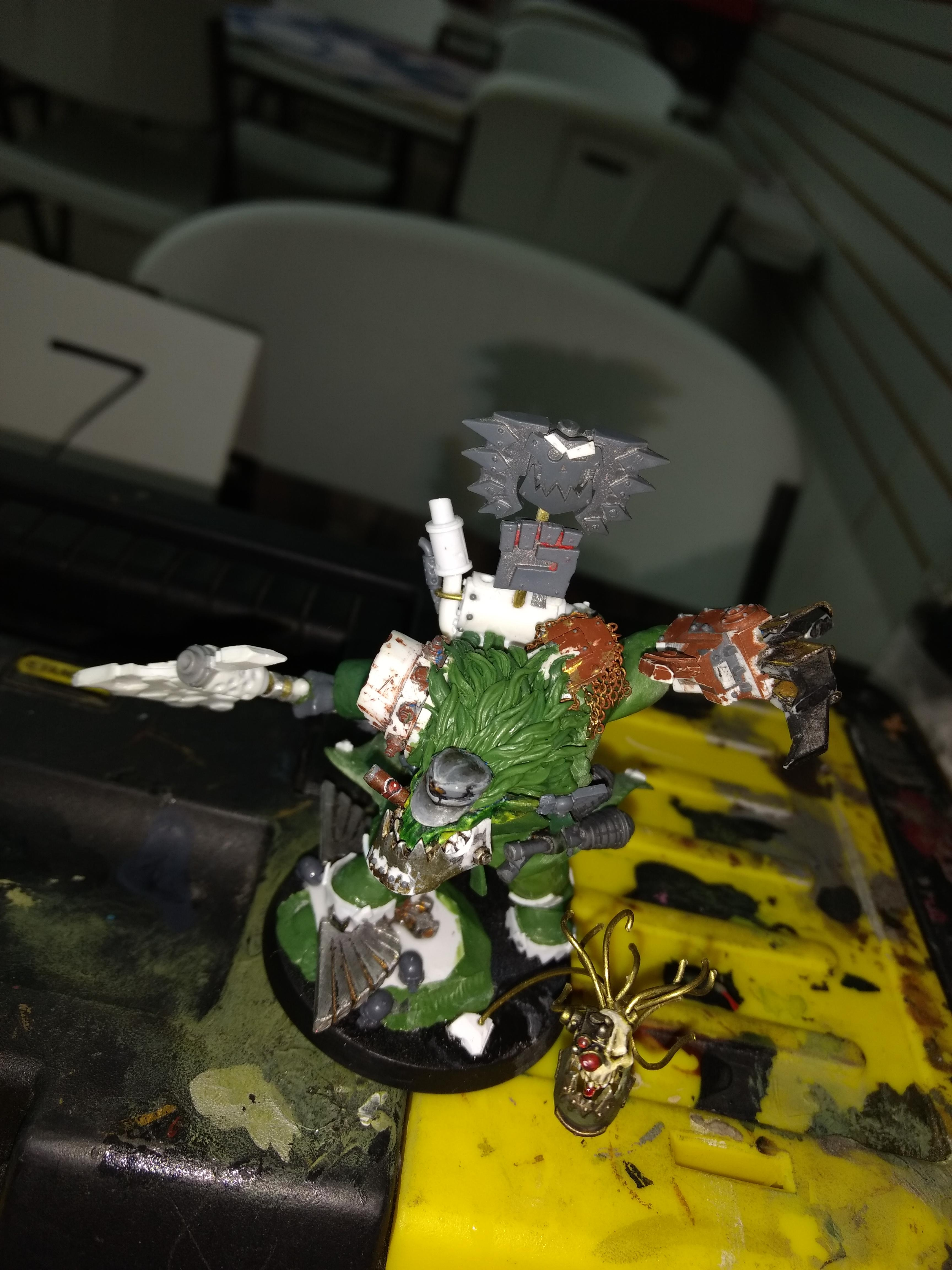 Blood Axe, Orks, Warboss