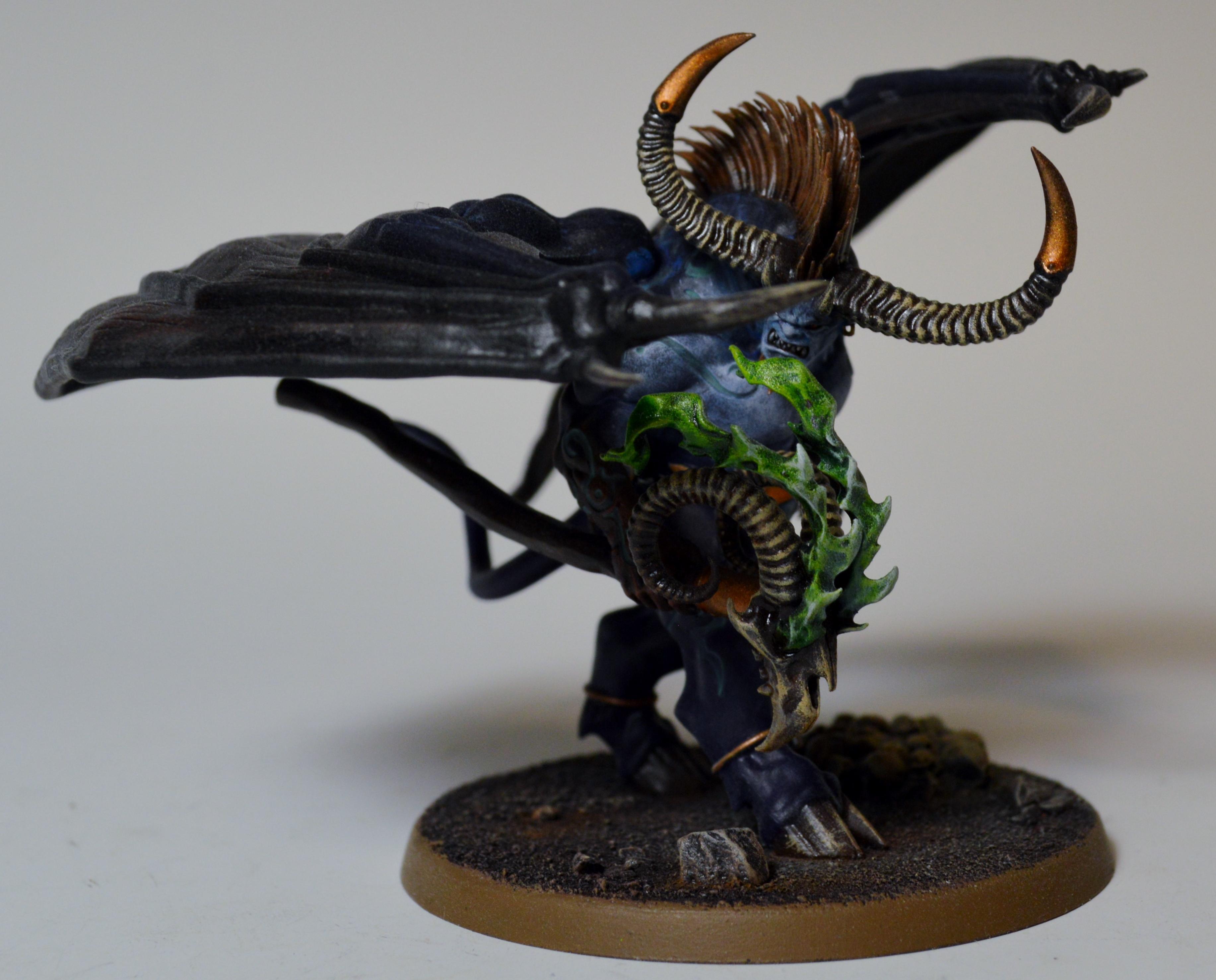 Chaos, Daemon Prince, Thousand Sons