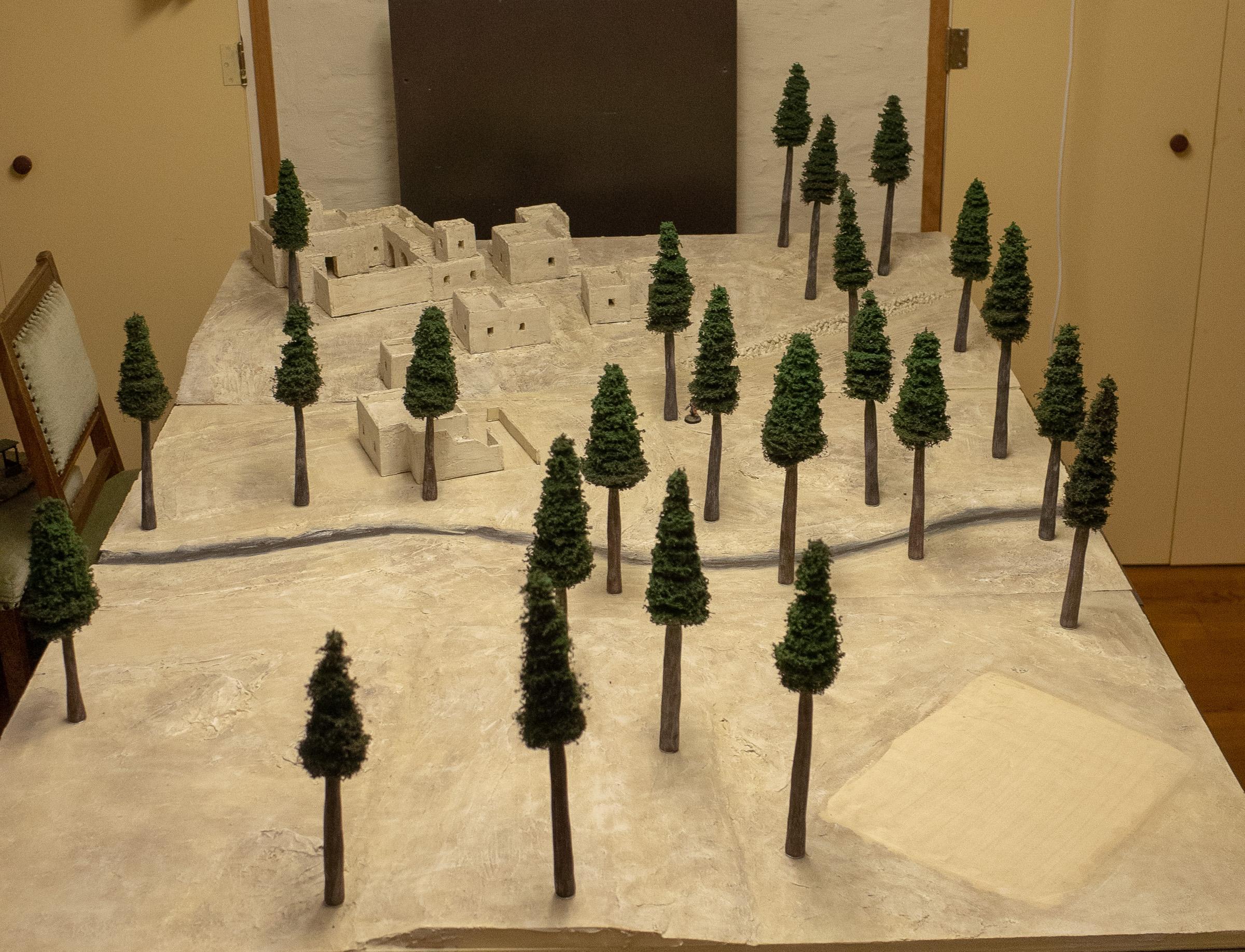 Forest, Maelstrom's Edge, Terrain, Trees