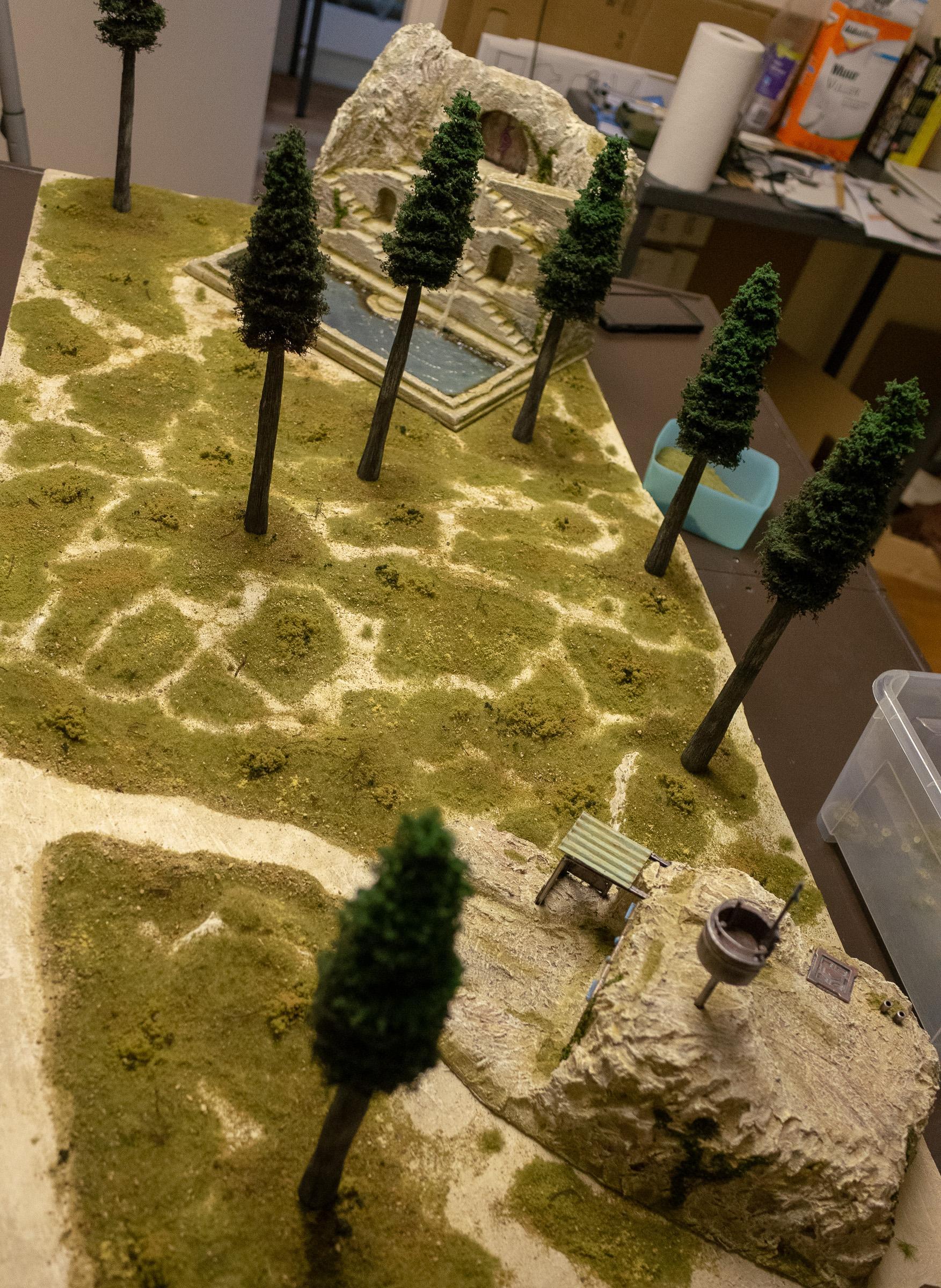 Forest, Maelstrom's Edge, Terrain