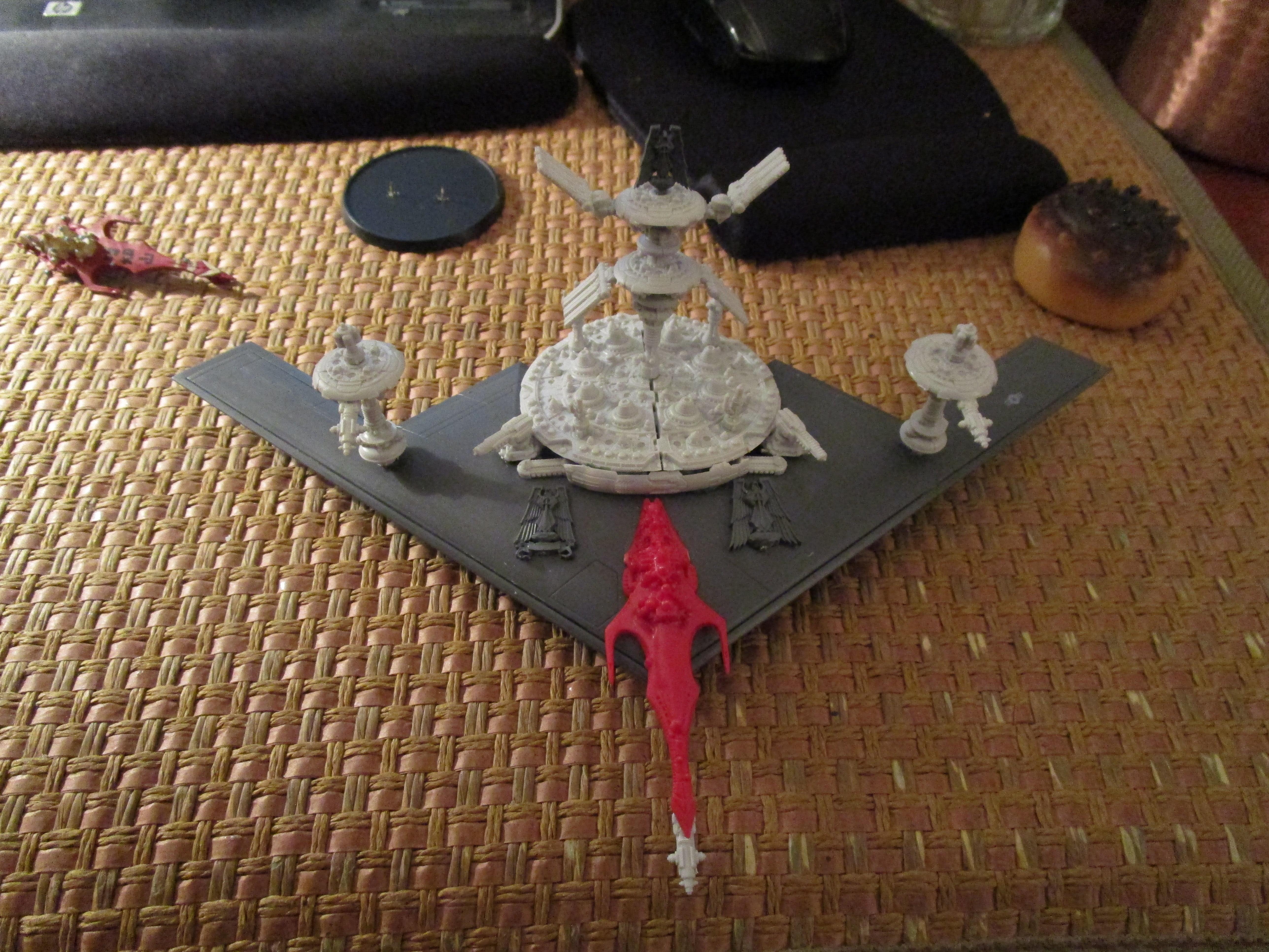 Battlefleet Gothic, Battleship, Space Fleet