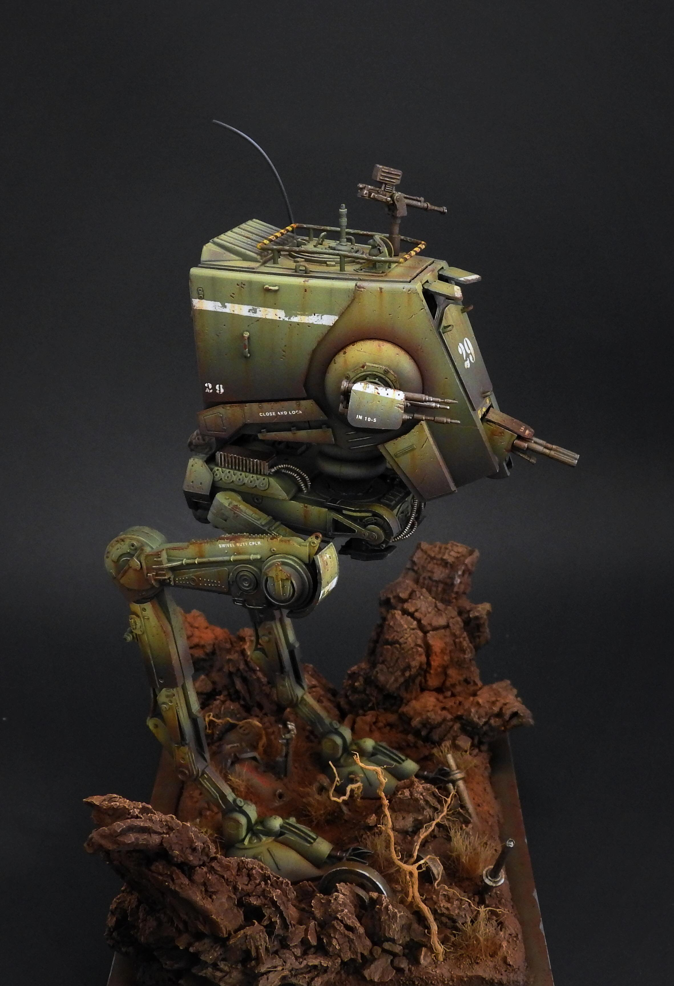 At-st, Sentinel, Star Wars, Walker
