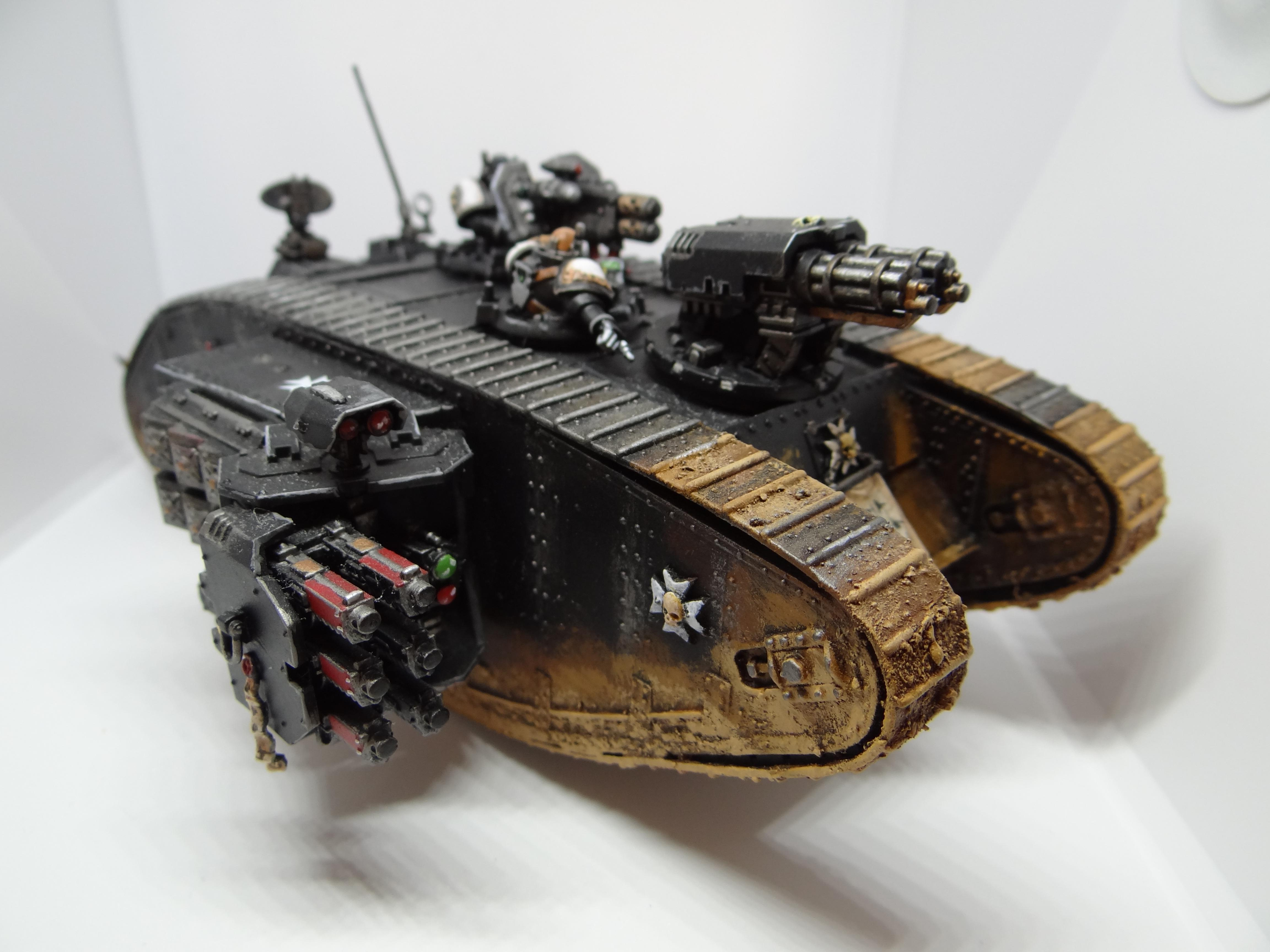 Black Templars, Land Raider, Proxy, Space Marines