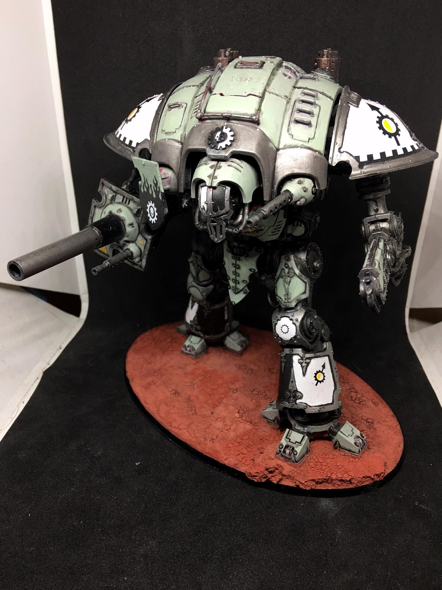 Admech, Imperial Knight, Mars, Mechanicus, Phobos, Warhammer 40,000