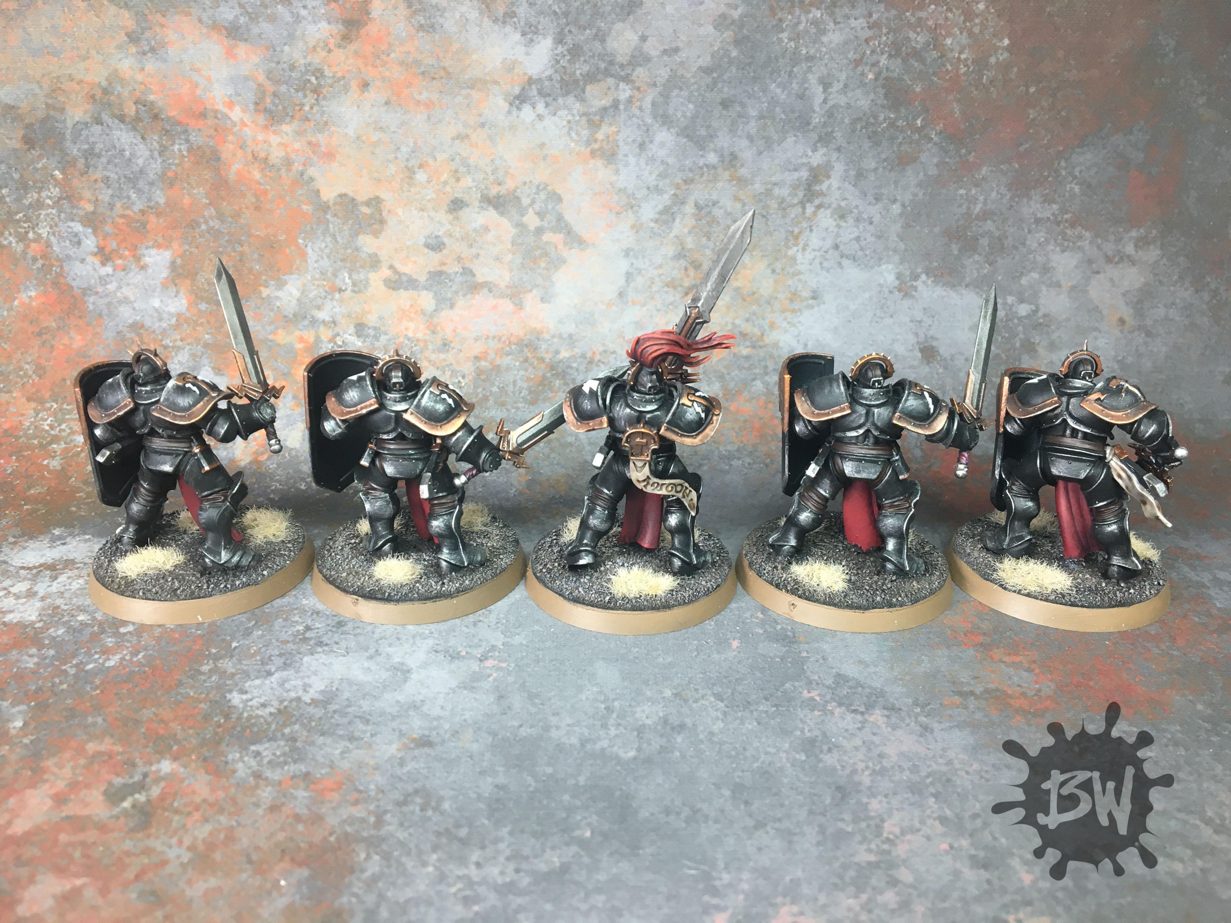 Age Of Sigmar, Liberators, Order, Warhammer Fantasy