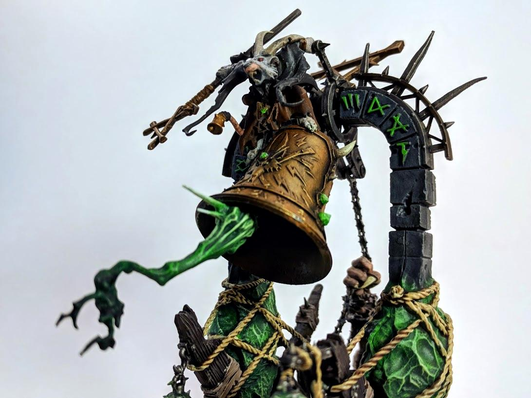 Age Of Sigmar, Grey Seer, Screaming Bell, Skaven, Warhammer Fantasy