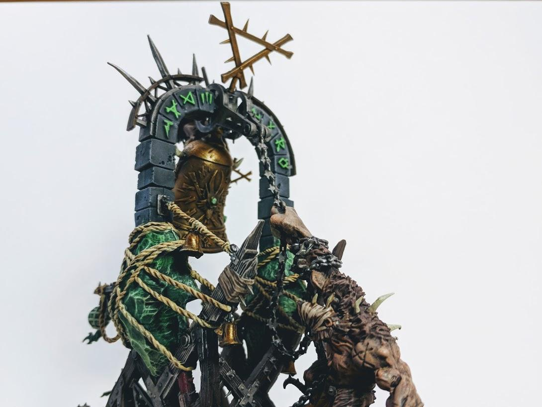Grey Seer, Screaming Bel, Skaven